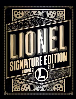 Lionel Catalogs - Volume 2 2017
