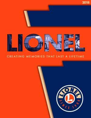 Lionel Catalogs - Big Book 2018