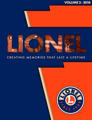Lionel Catalogs - Volume 2 2018