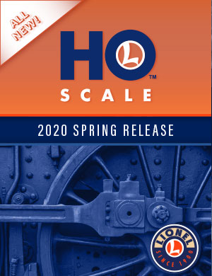 Lionel Catalogs - HO Scale Spring 2020