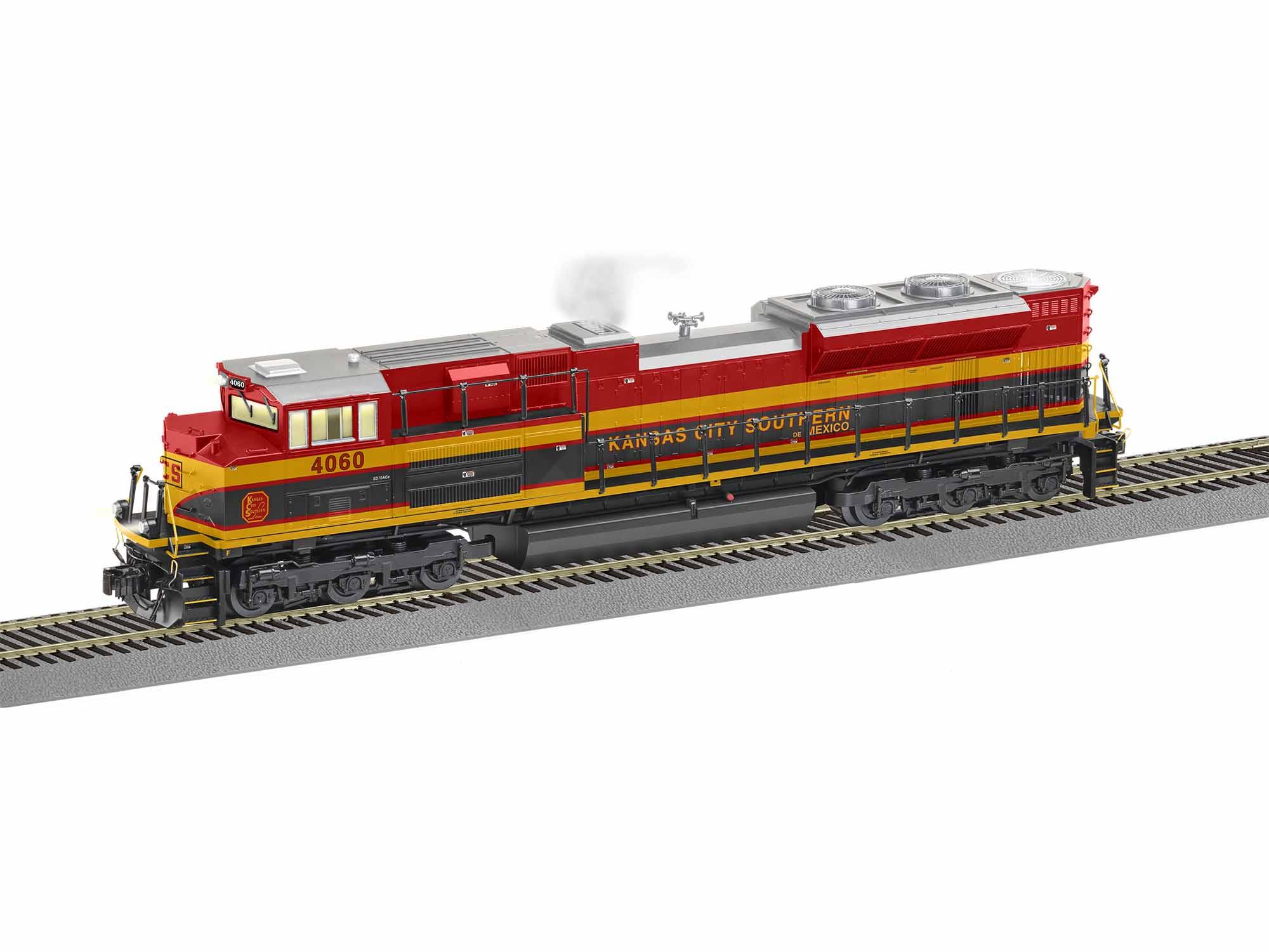 LNL1921111 Lionel S AF SD70ACe w/Legacy, KCSM #4060 434-1921111