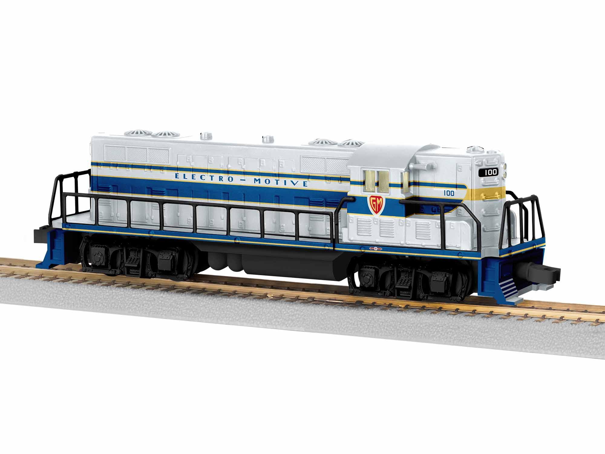 LNL1921160 Lionel S AF GP7, EMD Demo #100
