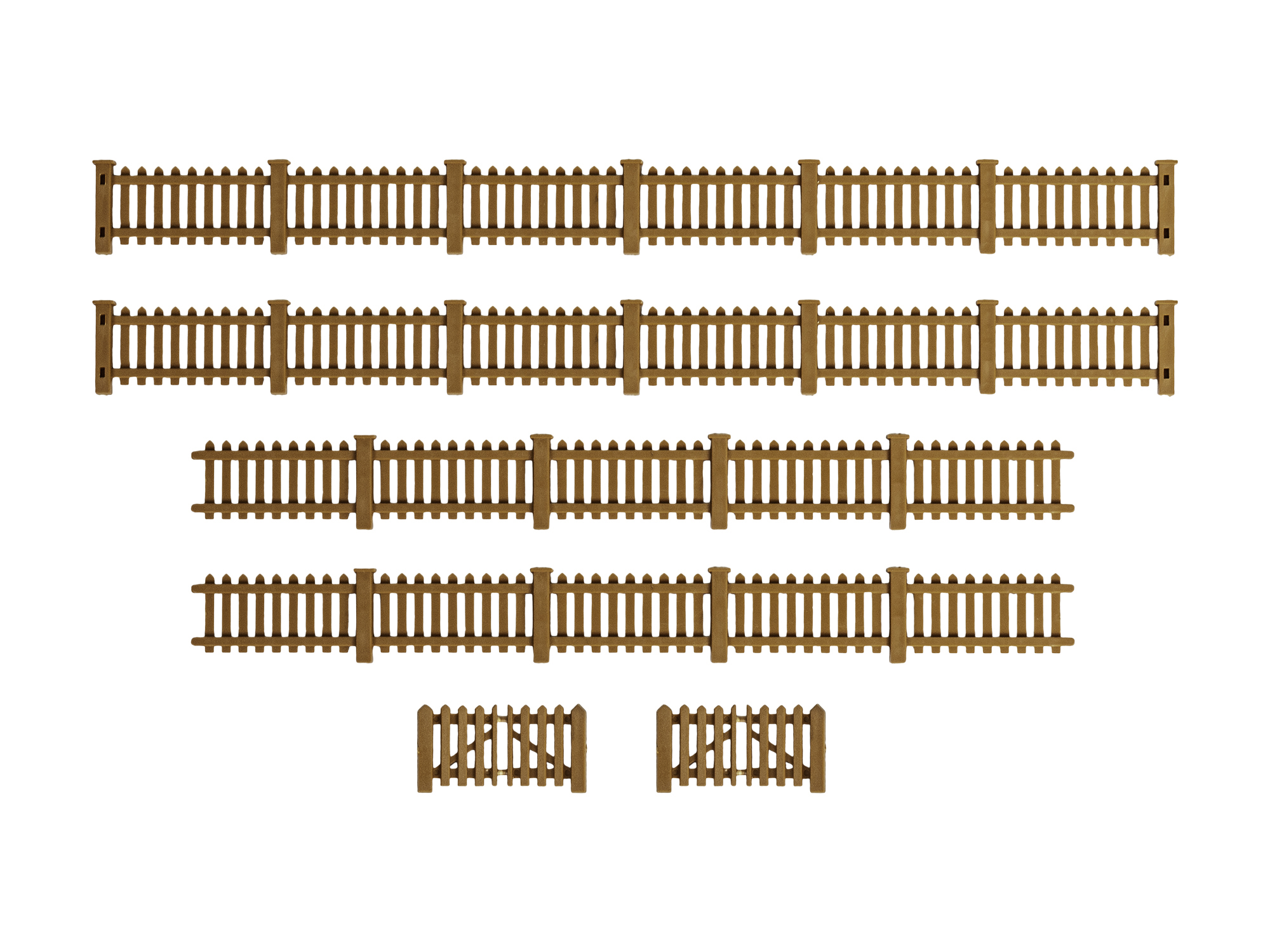 Lionel 1930160 O Brown Picket Fence