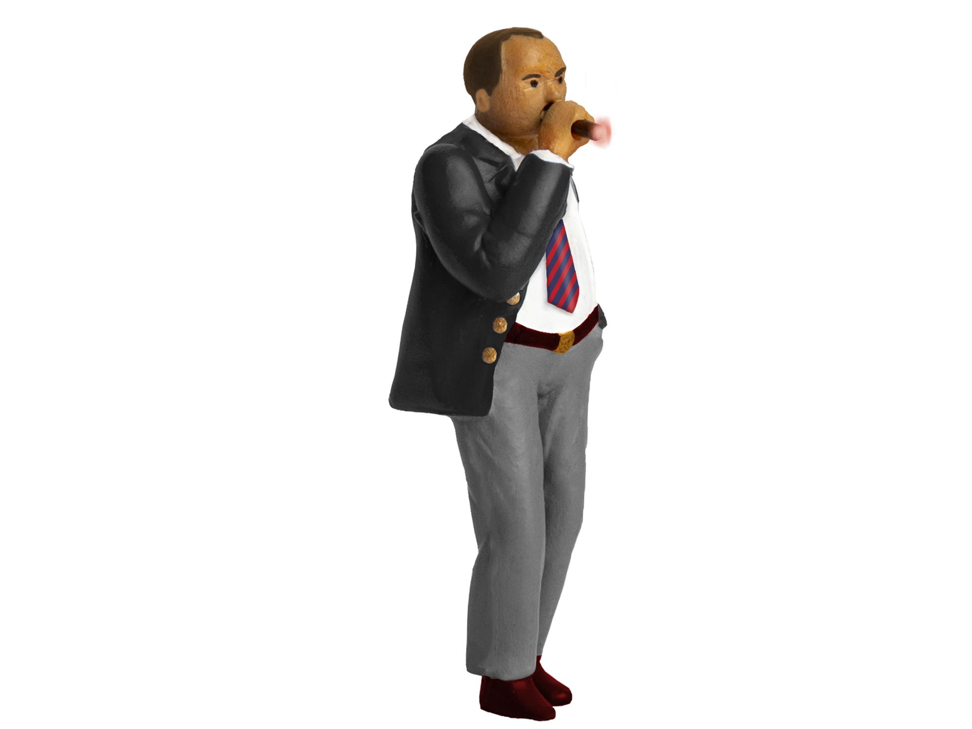 Lionel 1930320 O Smoking Tony Lighted Figure 434-1930320