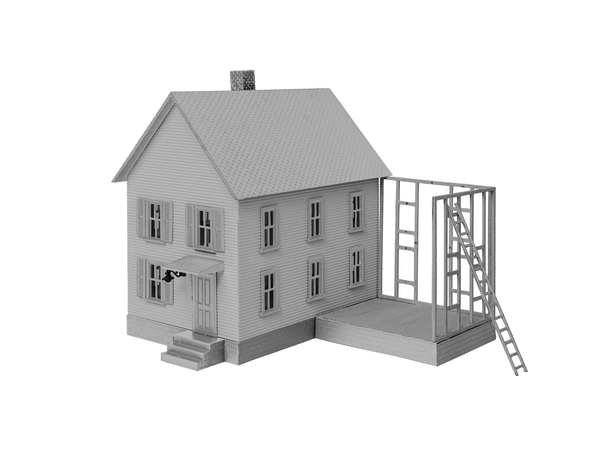 Lionel 1930430 O Davis House Kit
