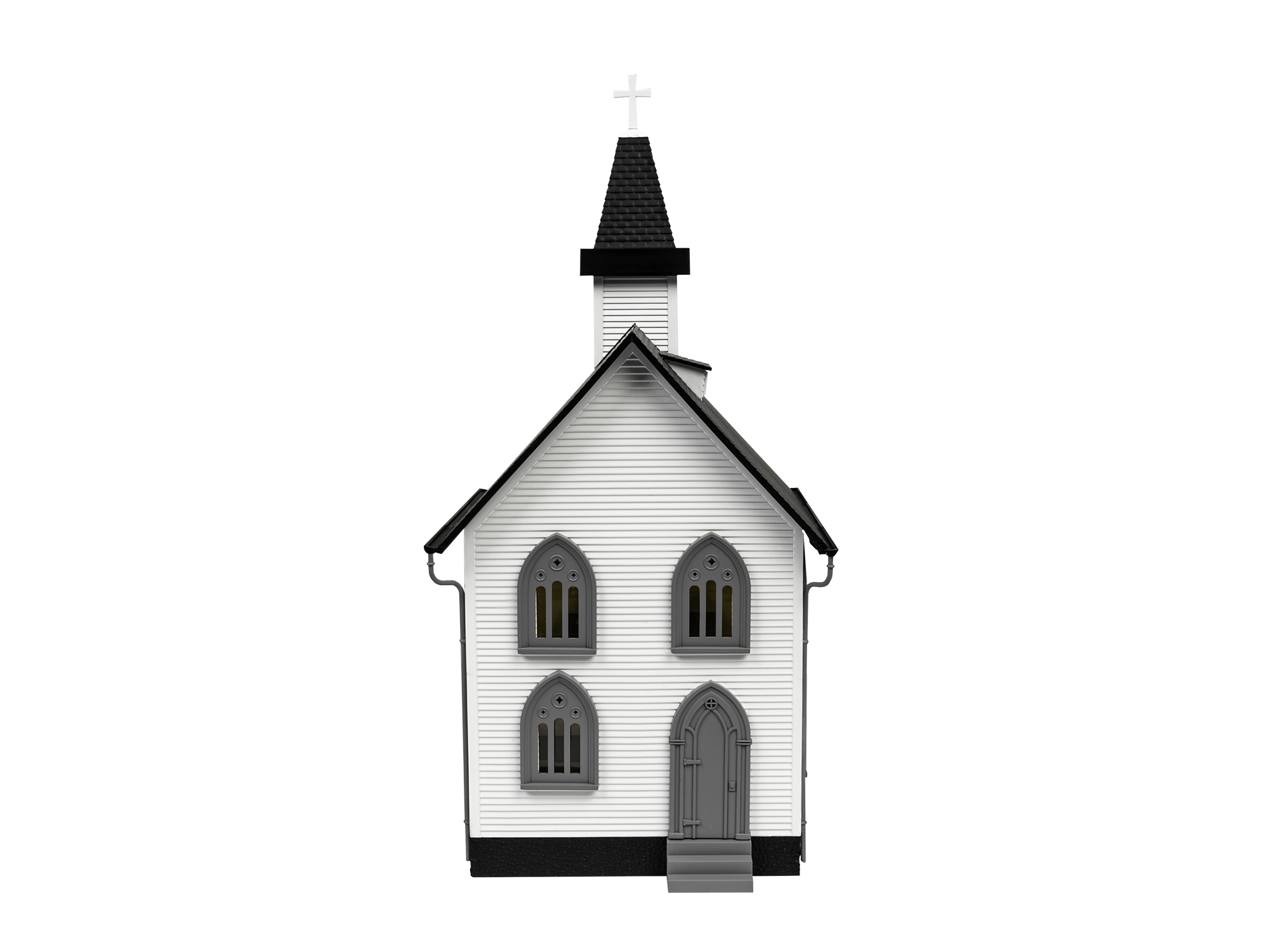 Lionel 1930440 O Church Built Up