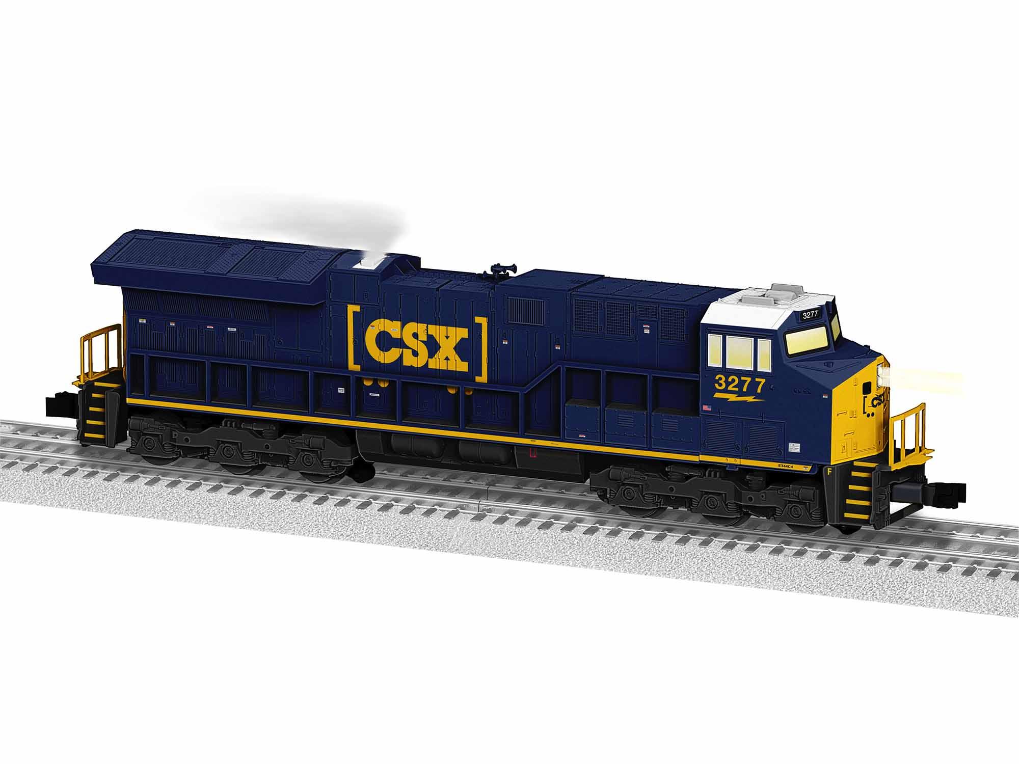 LNL1934021 Lionel O-31 ET44AC, CSX #3277