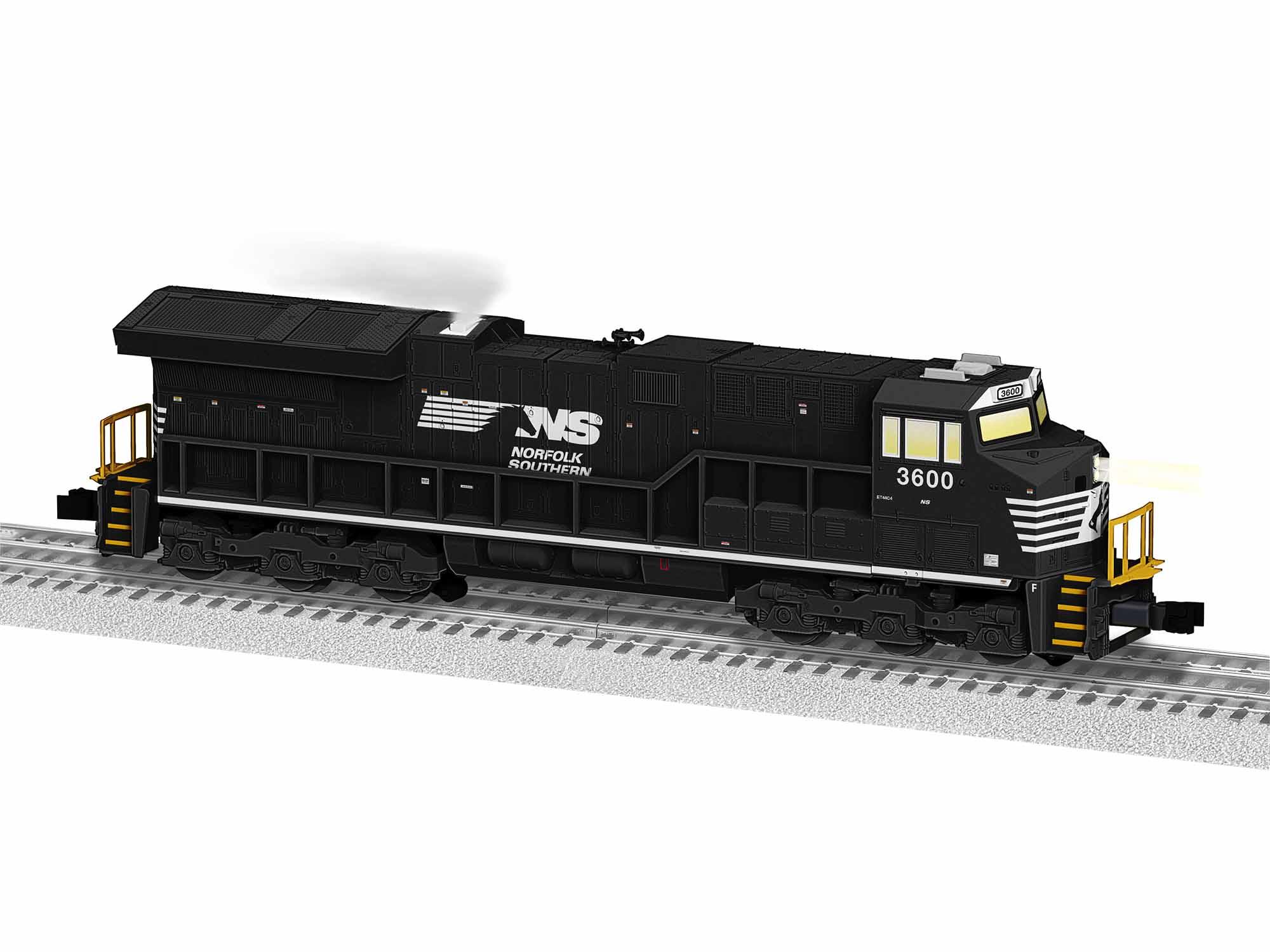 Lionel 1934031 O-31 ET44AC NS #3600