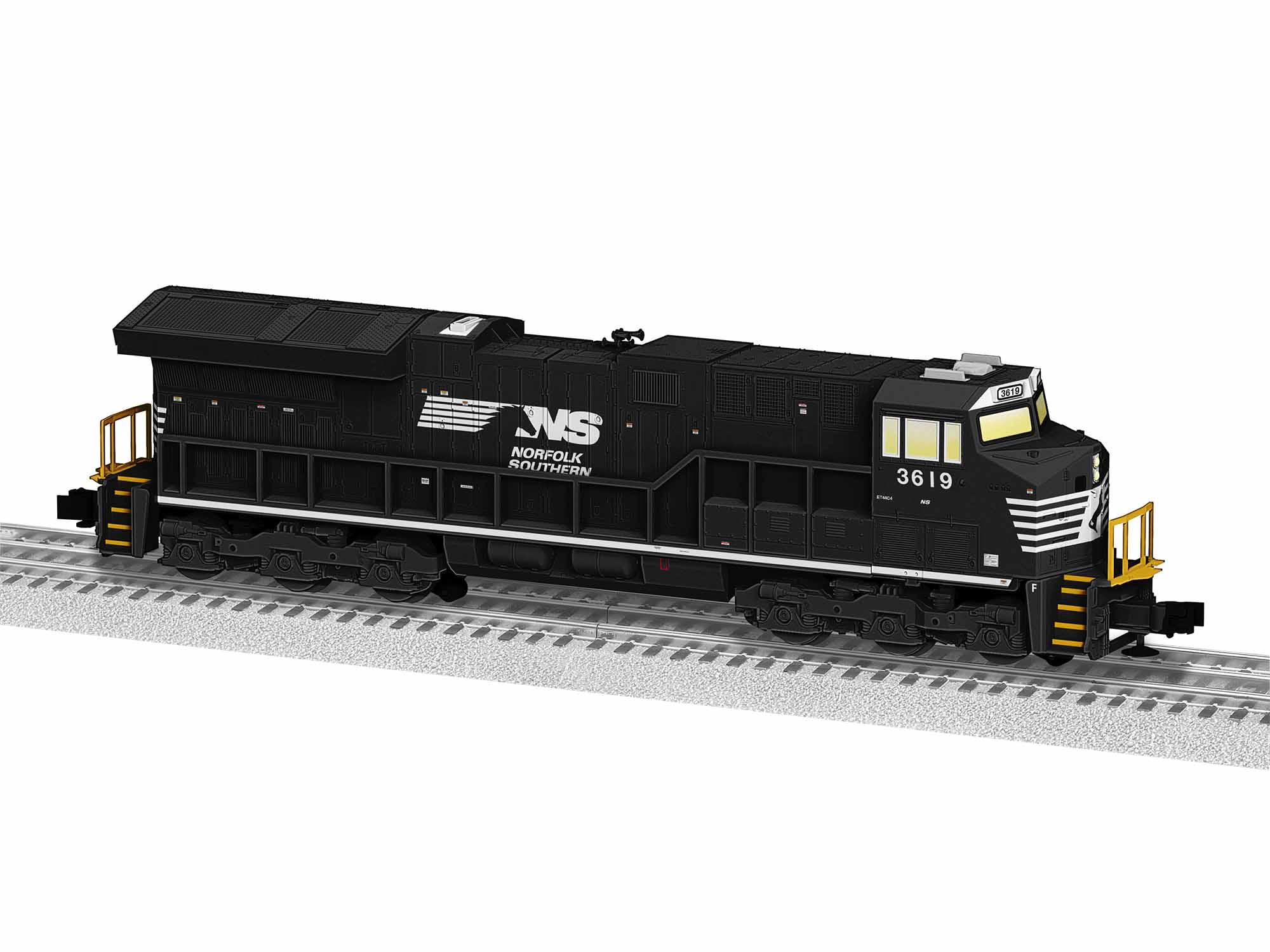 LNL1934032 Lionel O-31 ET44AC, NS #3619