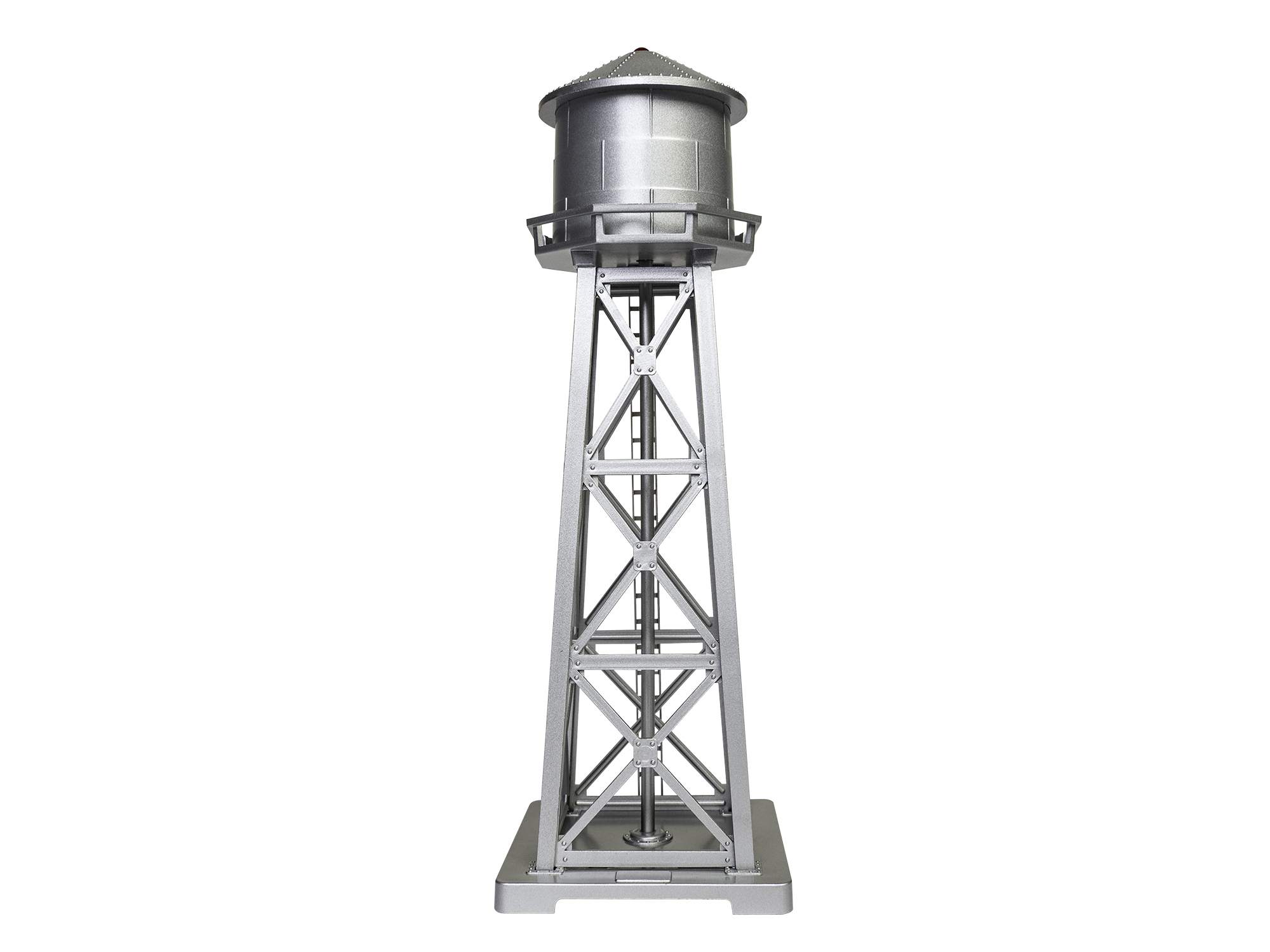 Lionel 1956120 HO Lighted Water Tower Kit Silver