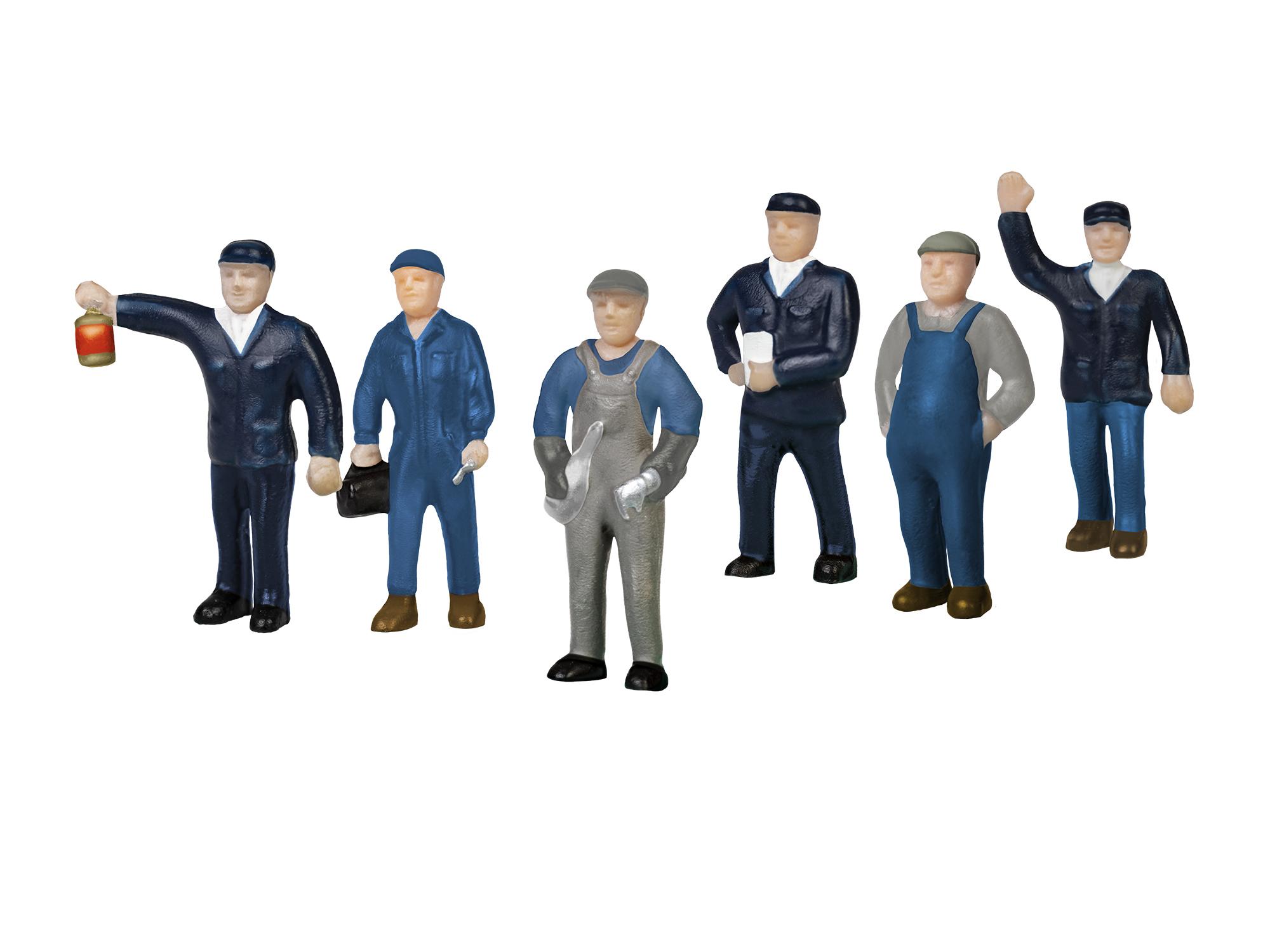 Lionel 1957120 HO Train Crew