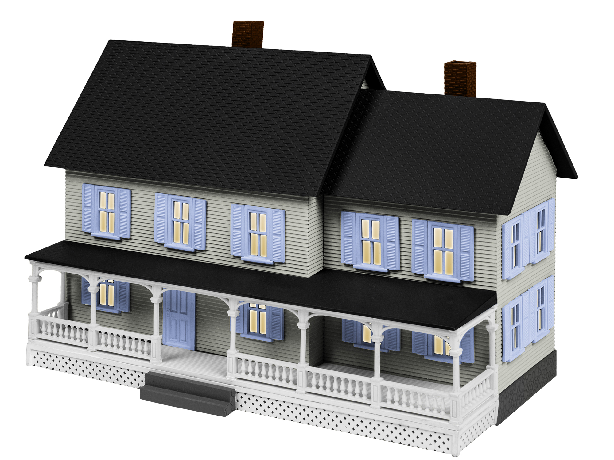 Lionel 1967120 HO Farm House Kit