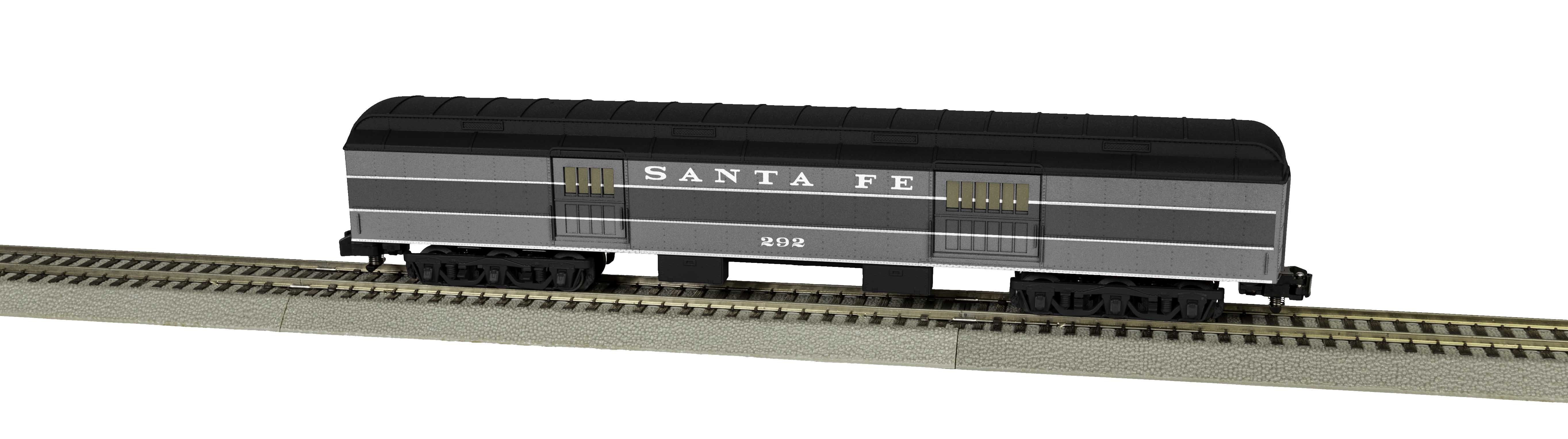 Lionel 2019230 S Santa Fe Heavyweight Baggage Car #292