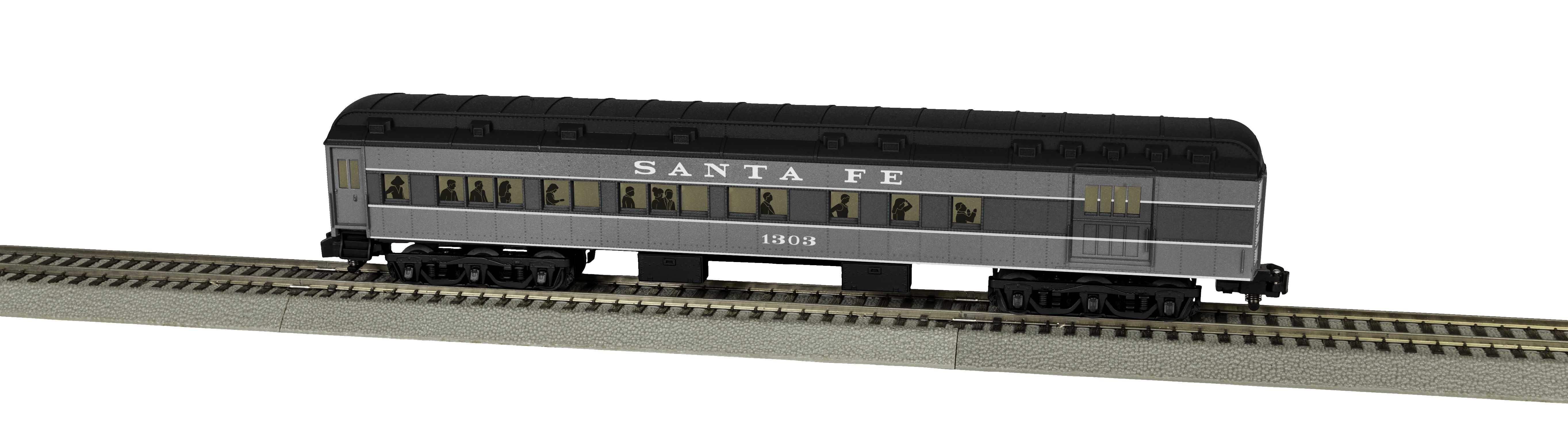 Lionel 2019240 S Santa Fe Heavyweight Combine Car #1303