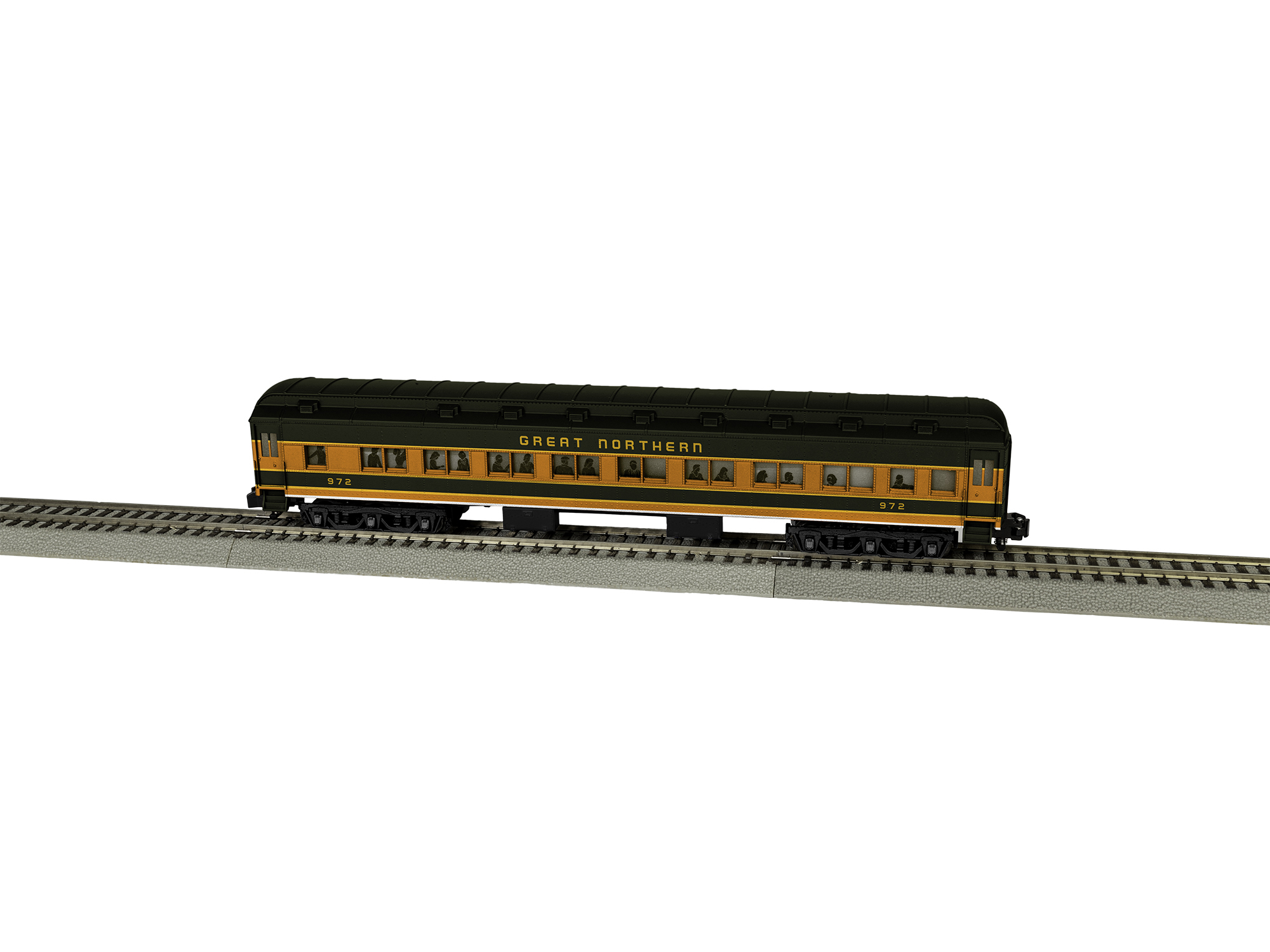 Lionel 2019312 S Great Northern GN Heavyweights Coach #972