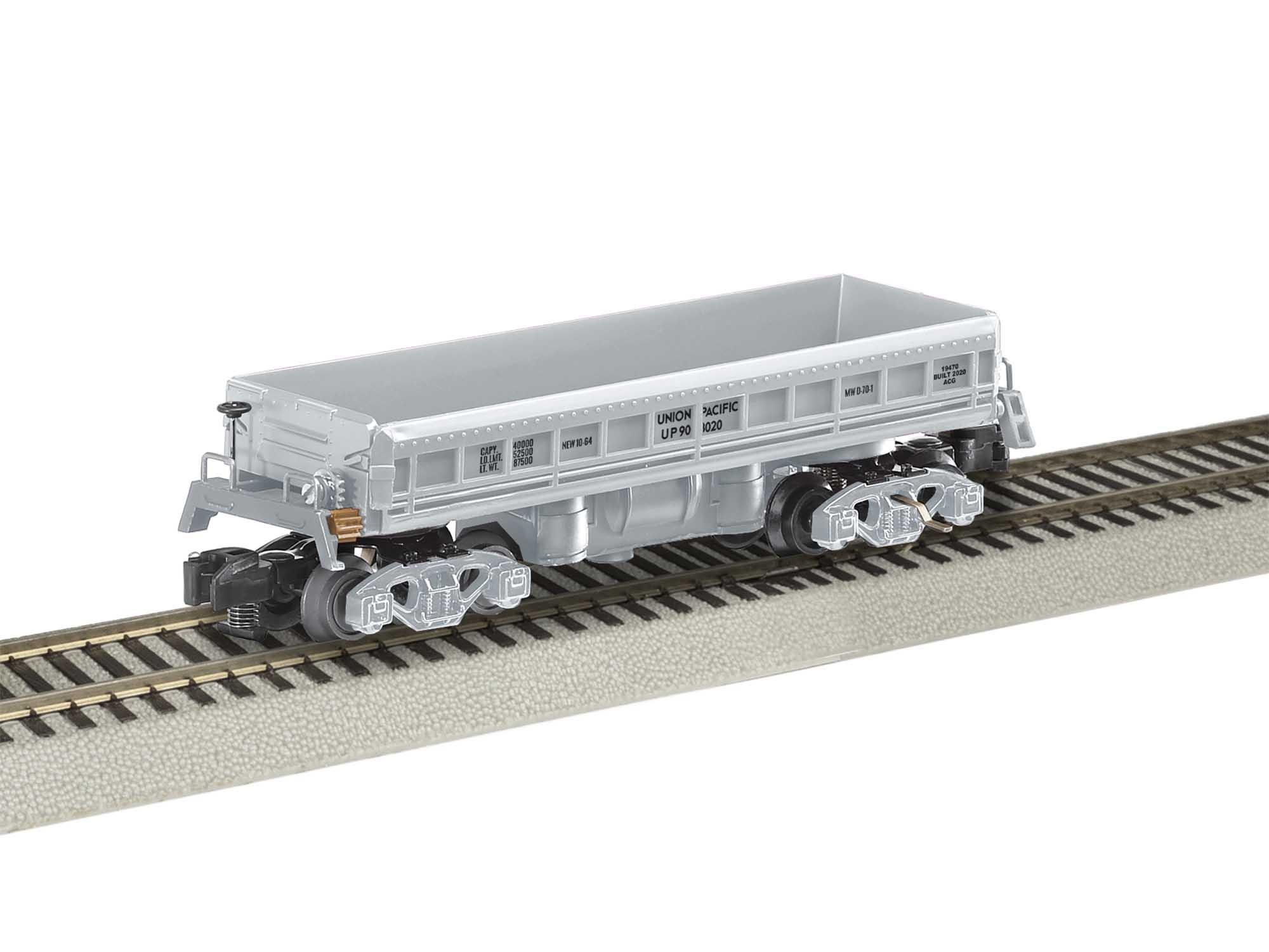 Lionel 2019470 S Side Dump Car Union Pacific UP