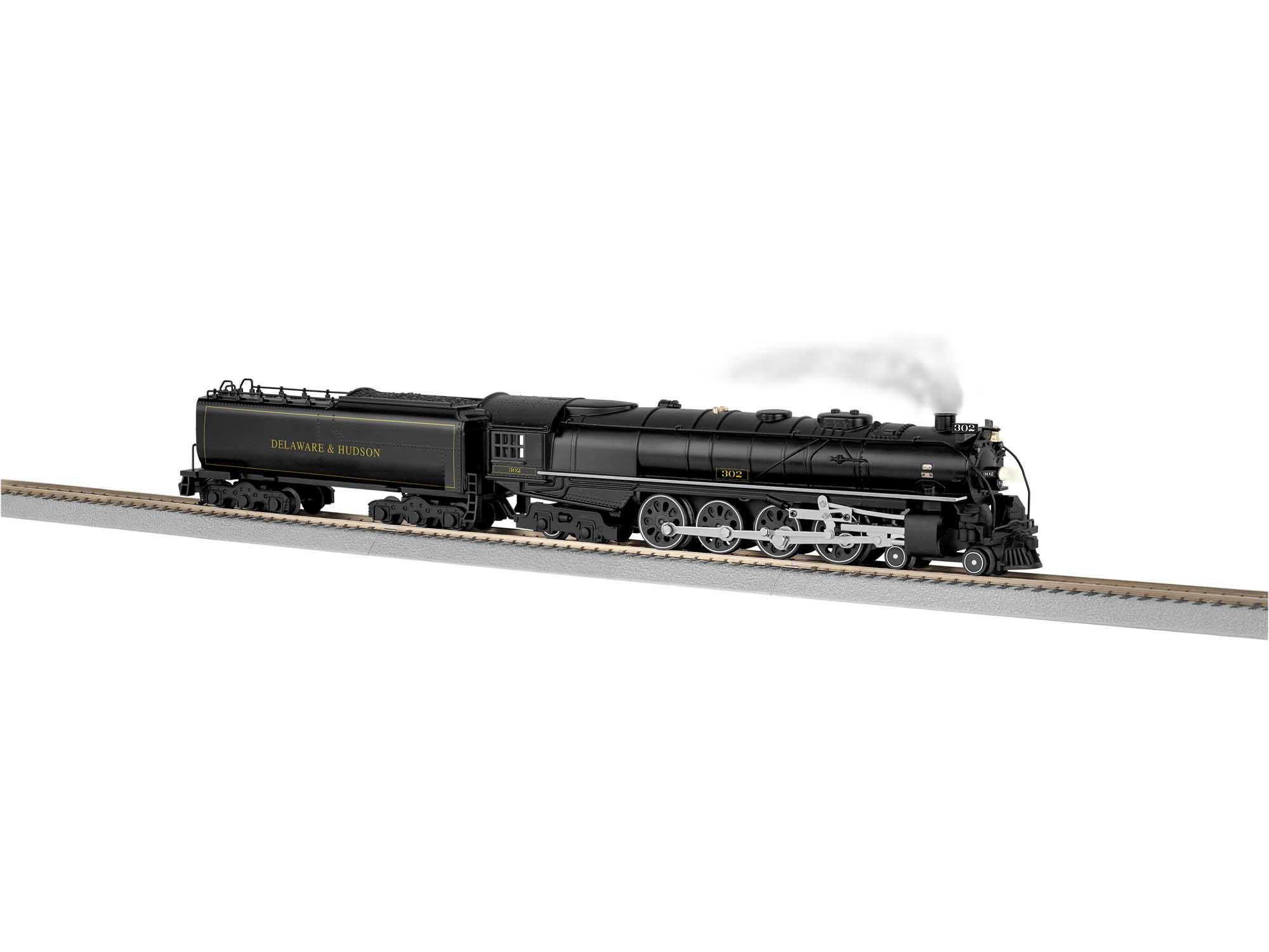 Lionel 2021130 S FlyerChief Northern Delware& Hudson D&H #302