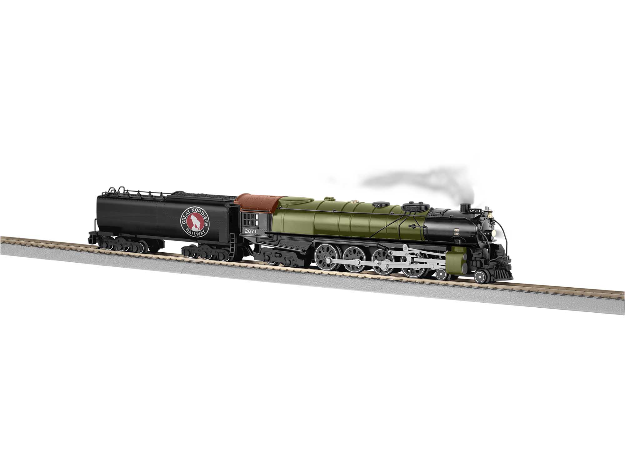 Lionel 2021140 S FlyerChief Northern Great Northern GN #2871
