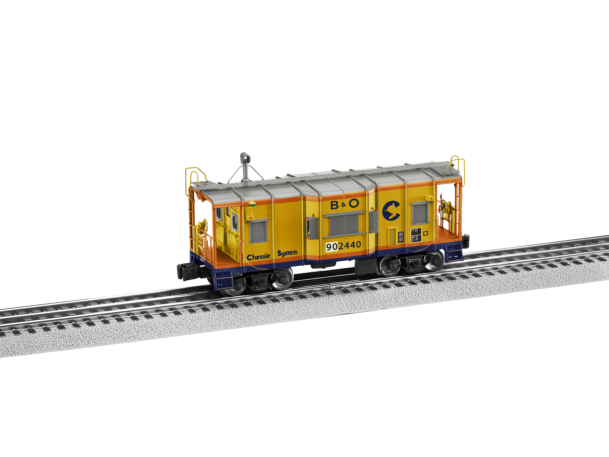 Lionel 2026240 O I12 Caboose 3-Rail Chessie System 902440 434-2026240