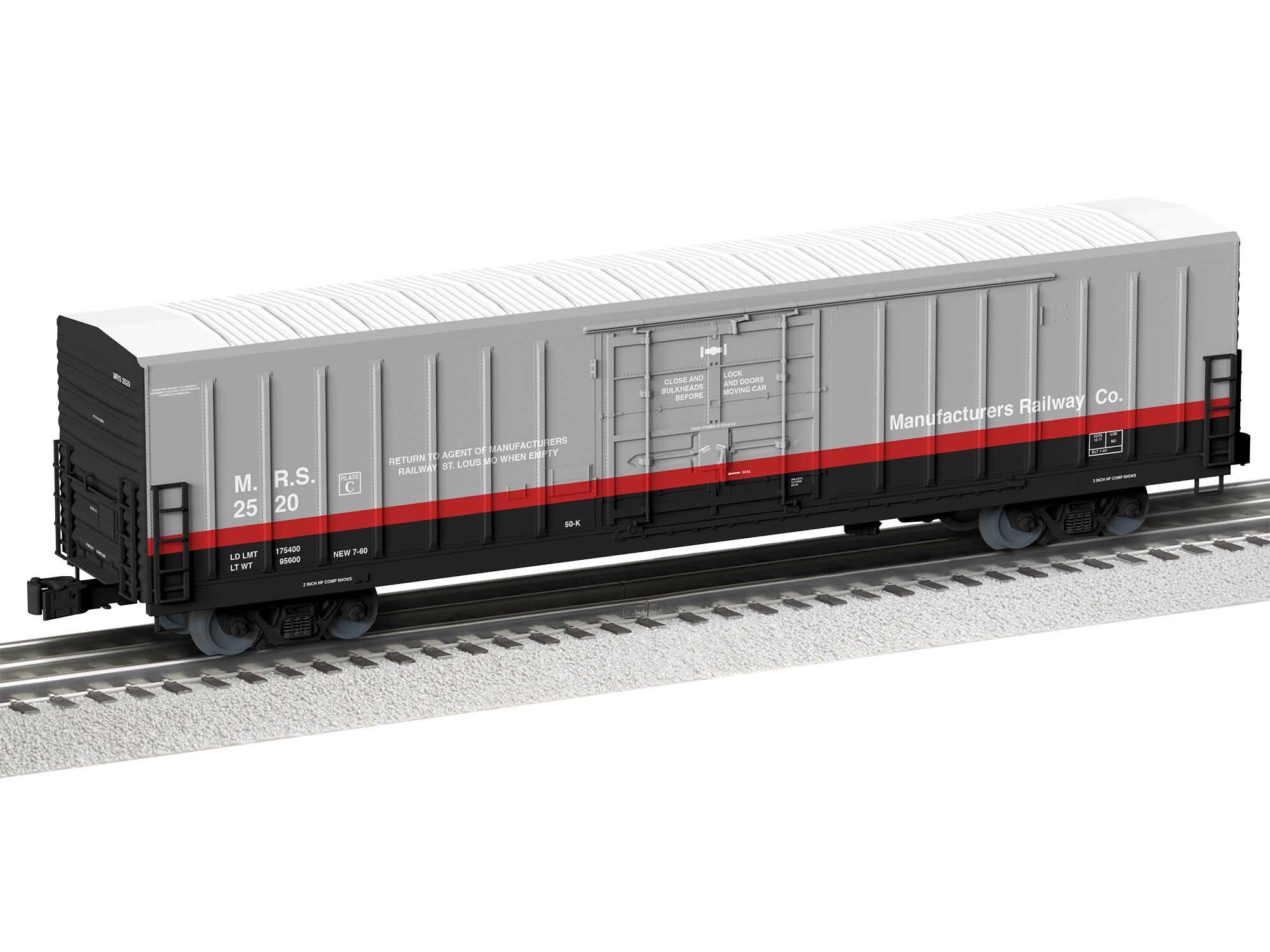 Lionel 2026591 O Freight Manufacturers Ry #2540
