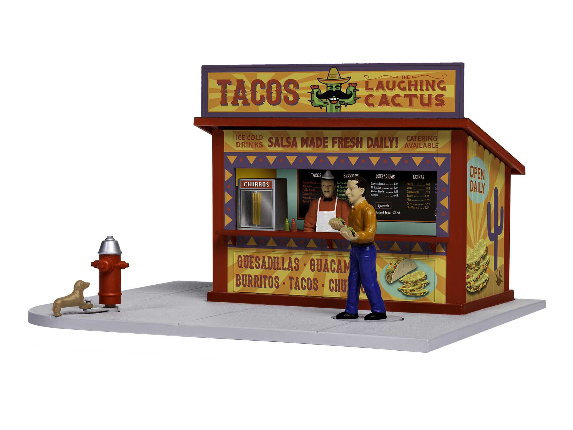 Lionel 2029230 Taco Stand