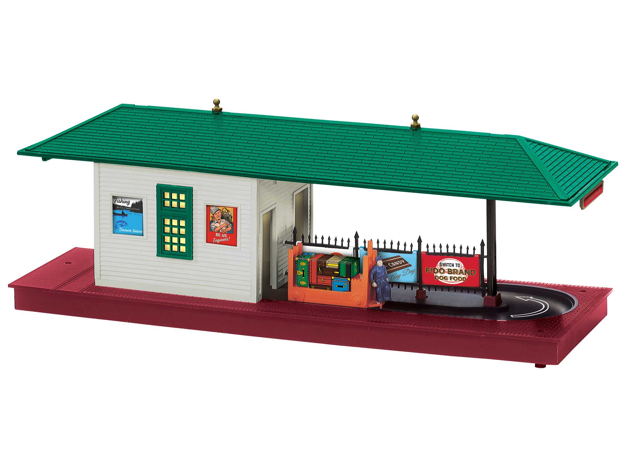 Lionel 2029270 Lionelville Freight Station