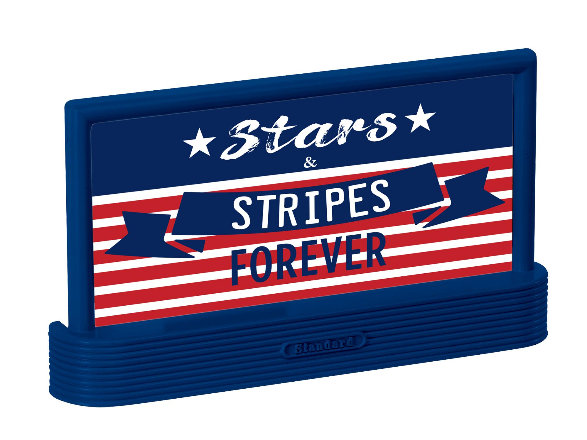 Lionel 2030050 Stars & Stripes Billboard 3-Pack