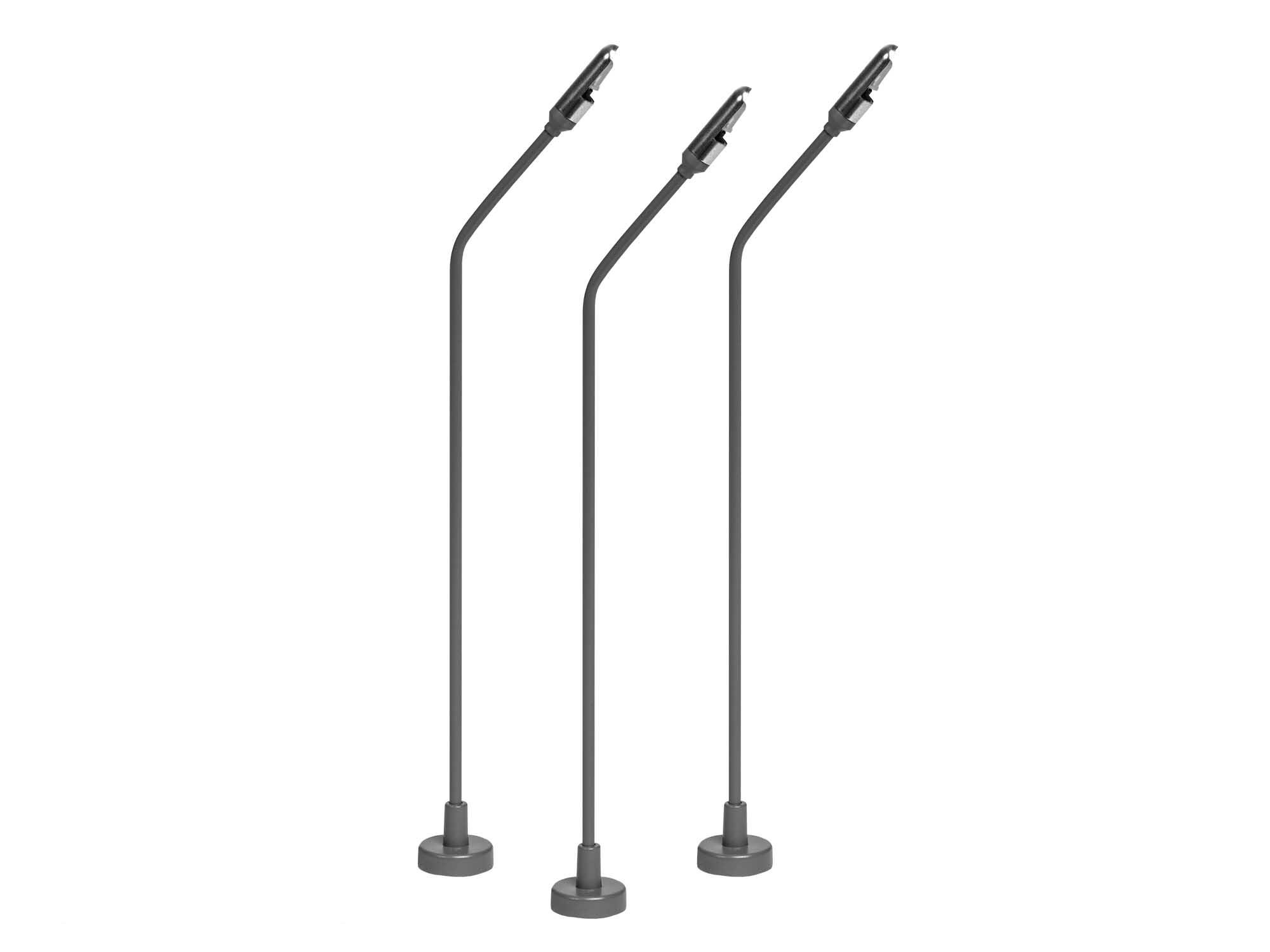Lionel 2030220 Highway Lamp Single 3-Pack #6081