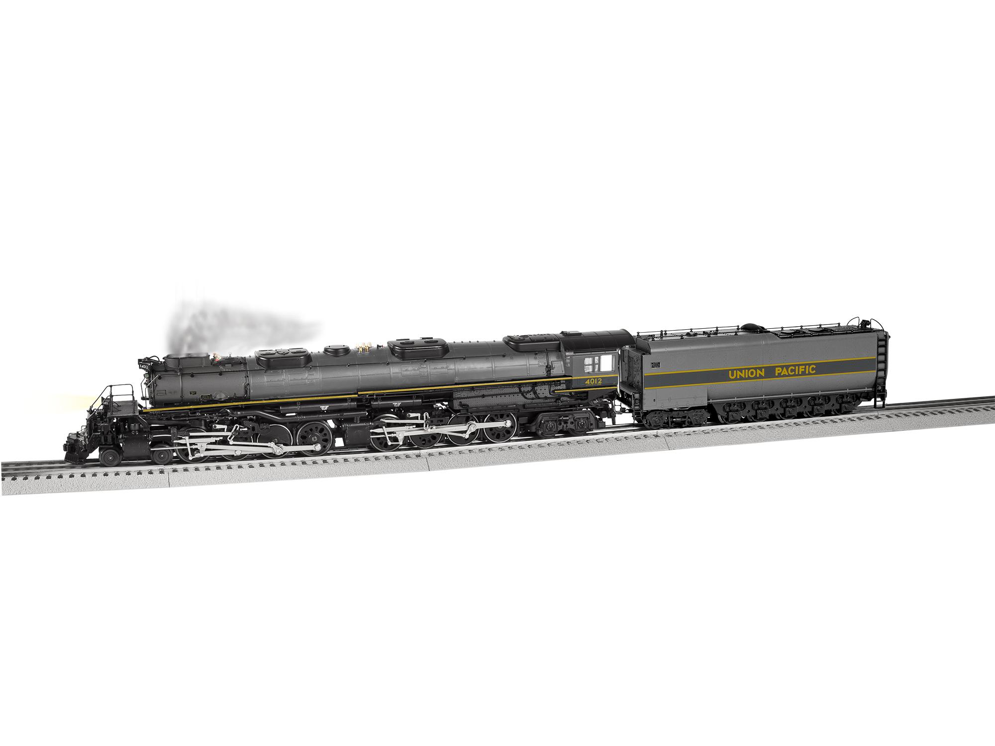 Lionel 2031263 O 4-8-8-4 Big Boy 3-Rail Legacy Sound and Control Union Pacific 4012