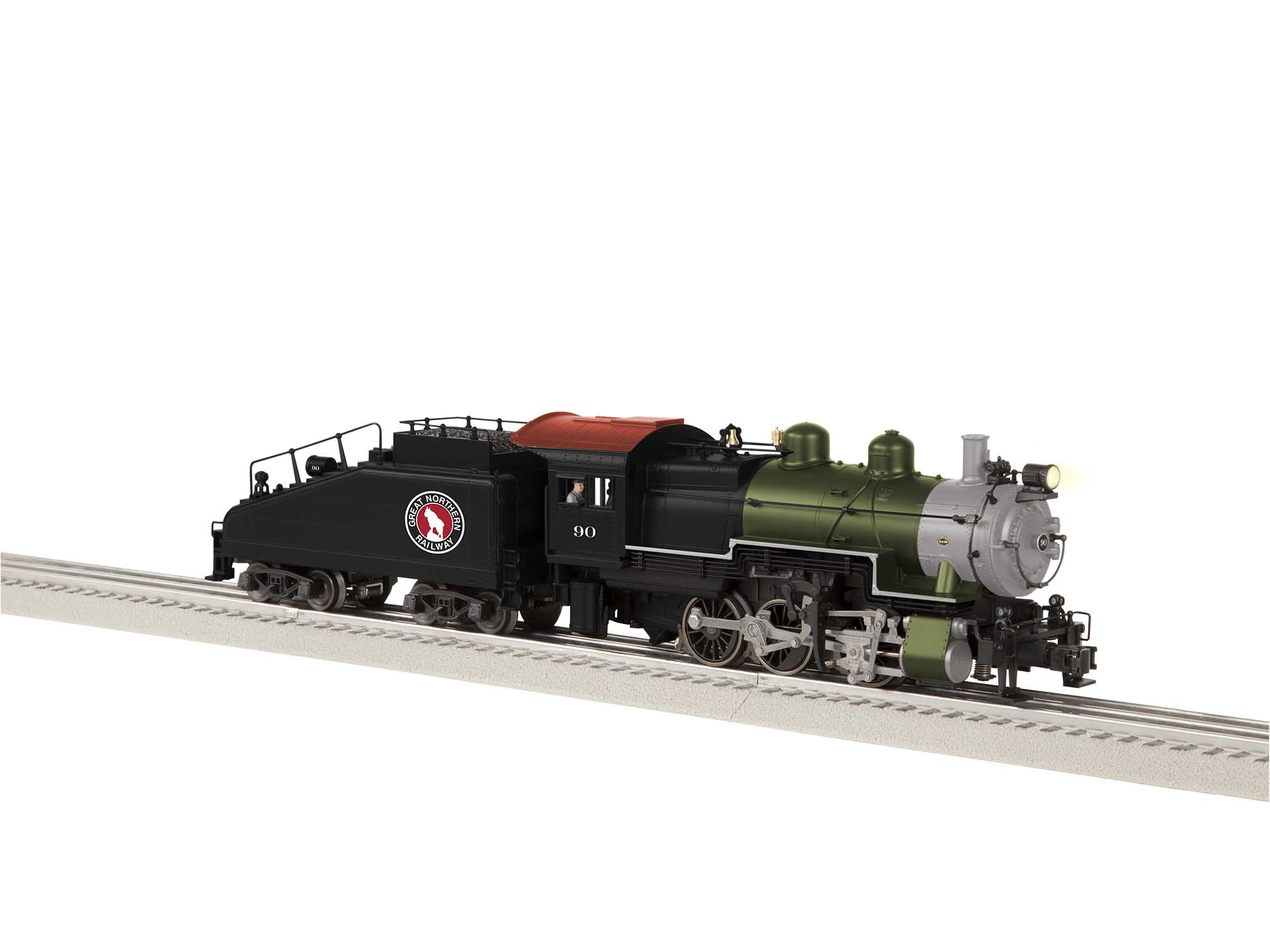 Lionel 2031390 O B6sb Great Northern GN #90
