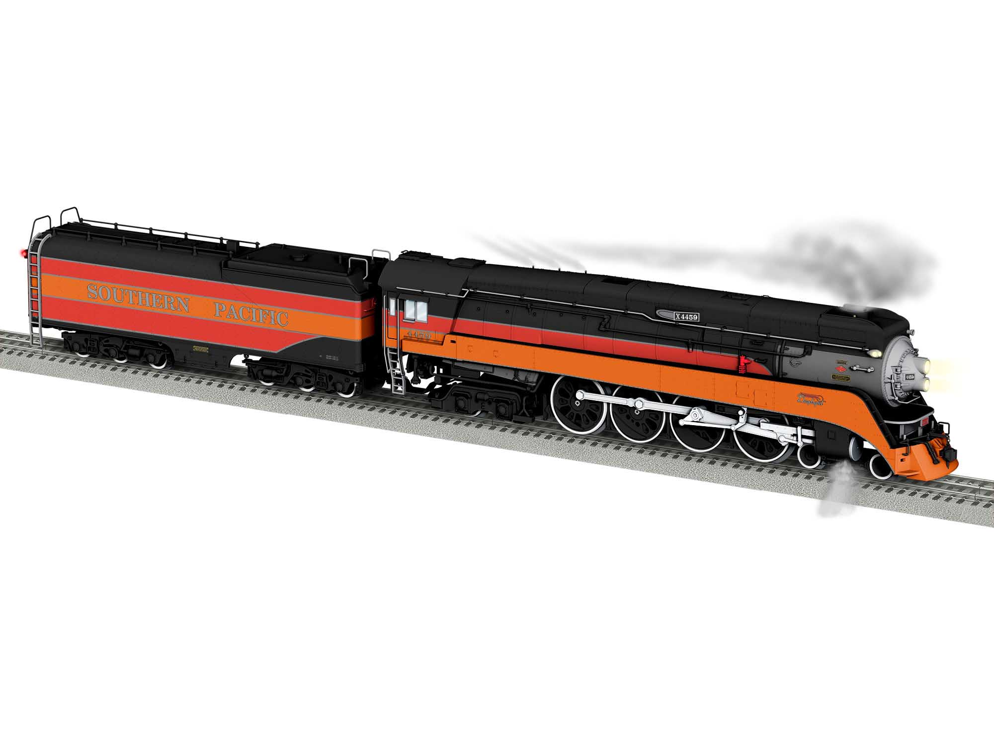 Lionel 2031580 O GS-5 Vision Southern Pacific SP #4459