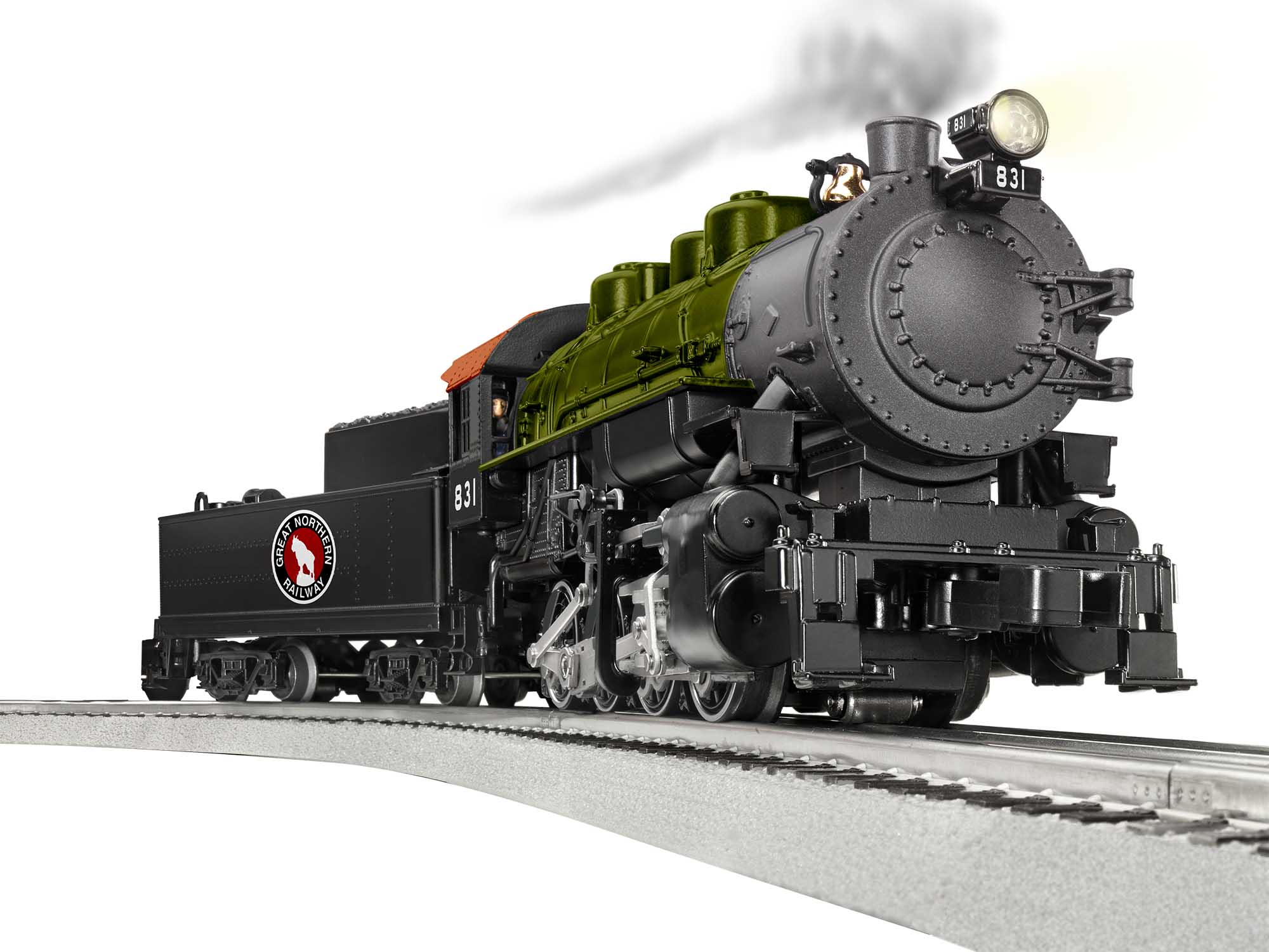 Lionel 2032210 O 0-8-0 LionChief Great Northern #831