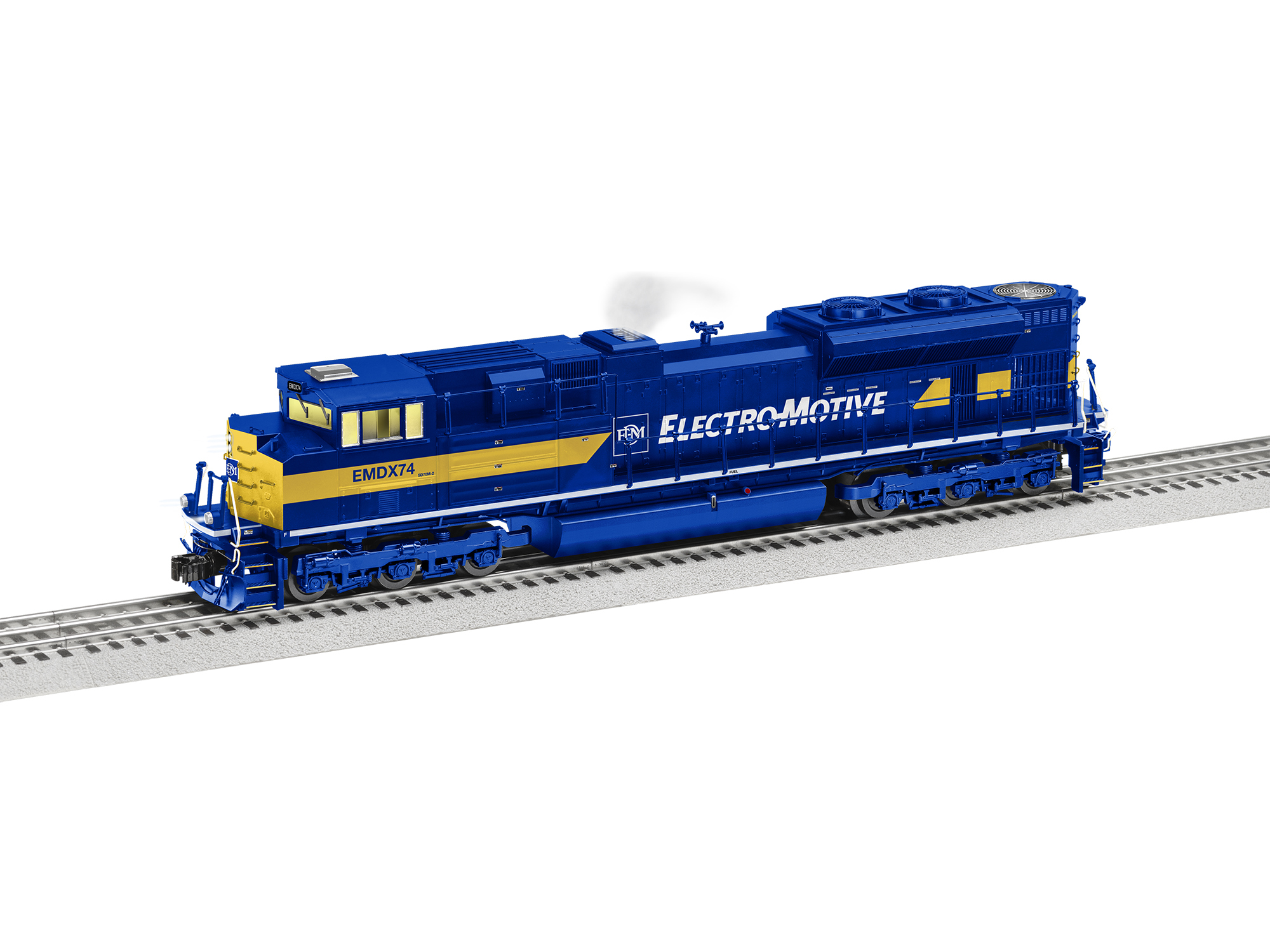 Lionel 2033191 O EMD SD70M-2 3-Rail Legacy Sound and Control Electro-Motive 74 434-2033191