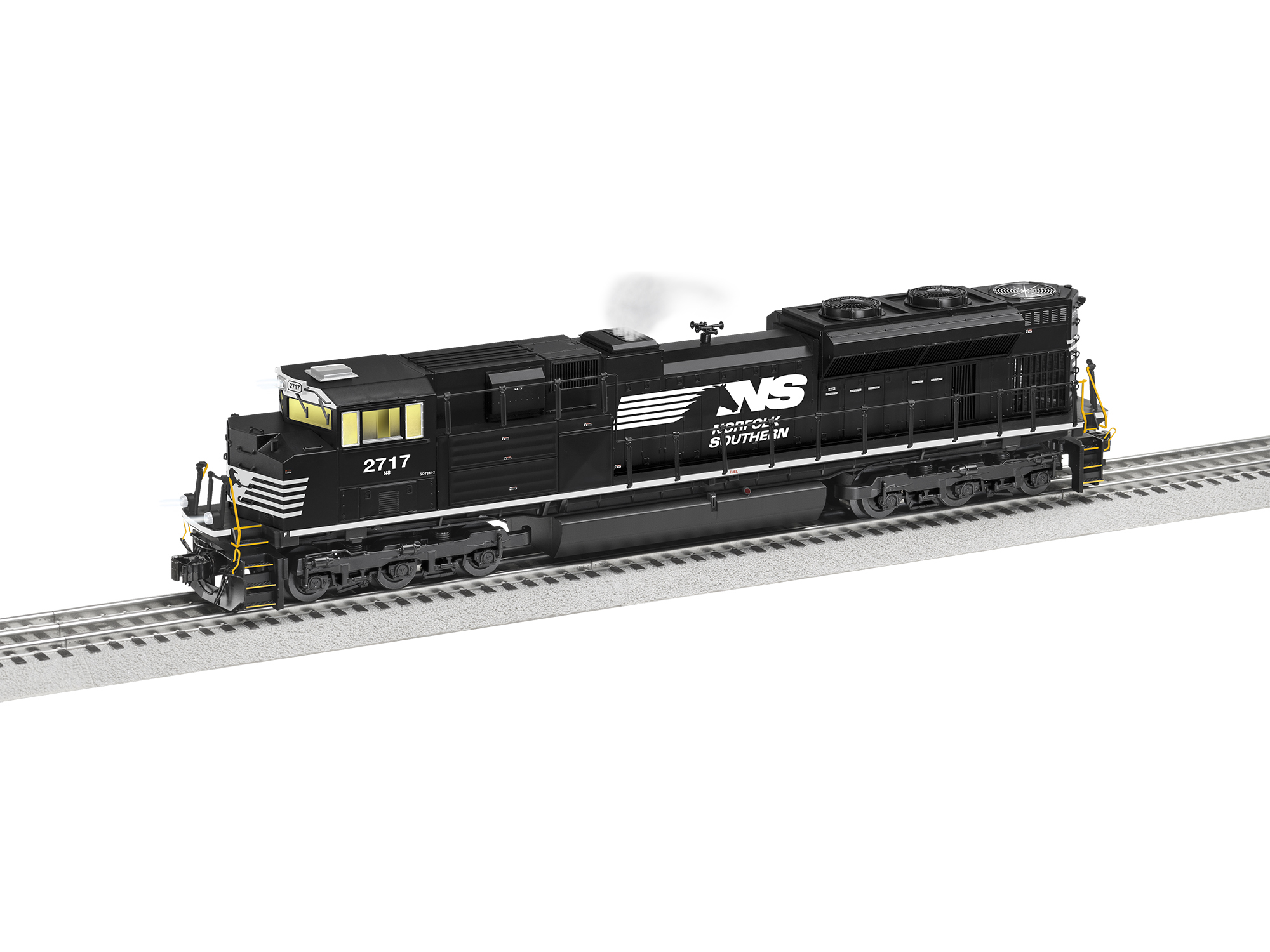 Lionel 2033211 O EMD SD70M-2 3-Rail Legacy Sound and Control Norfolk Southern 2717 434-2033211