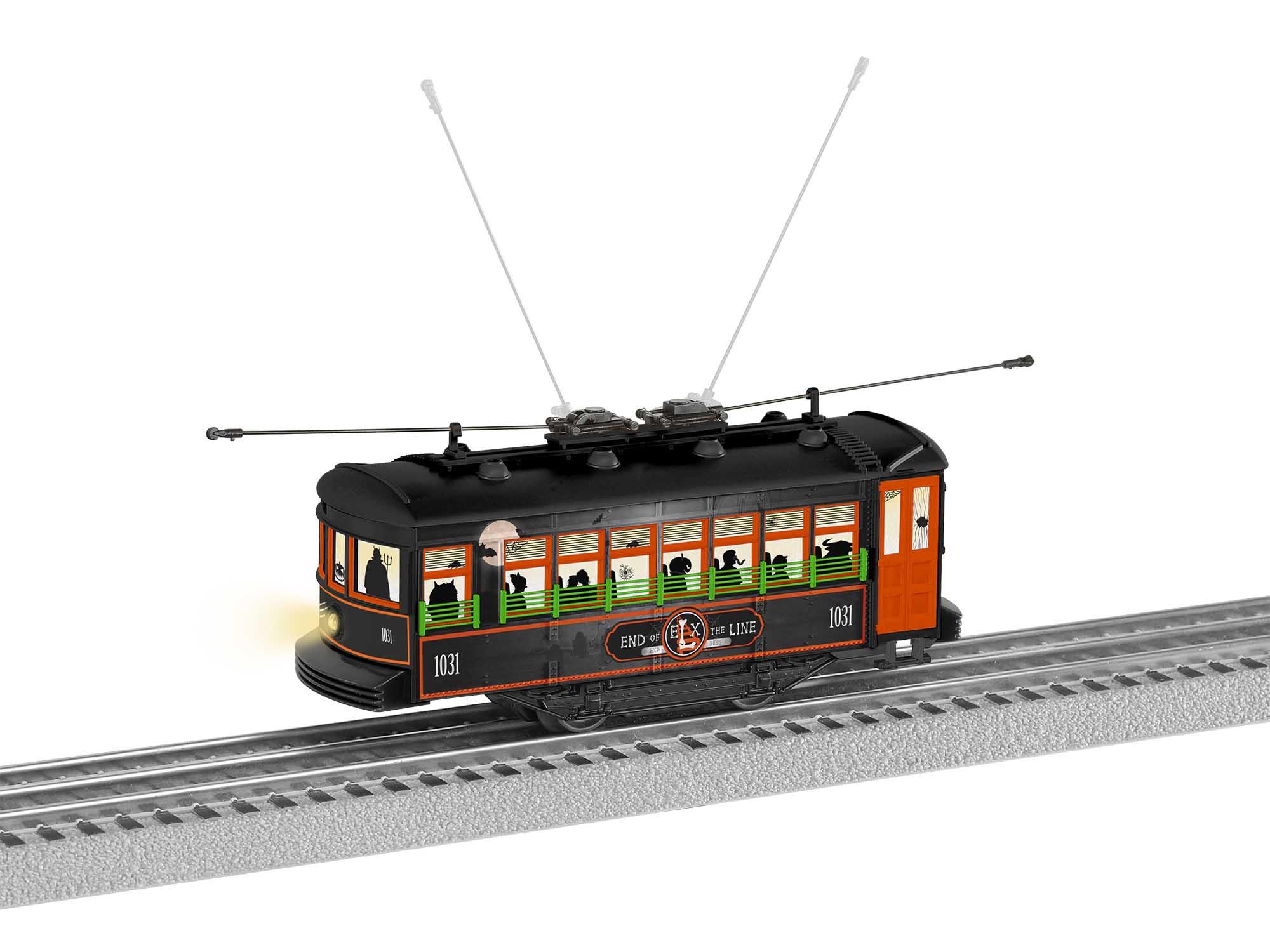 Lionel 2035010 ELX Trolley