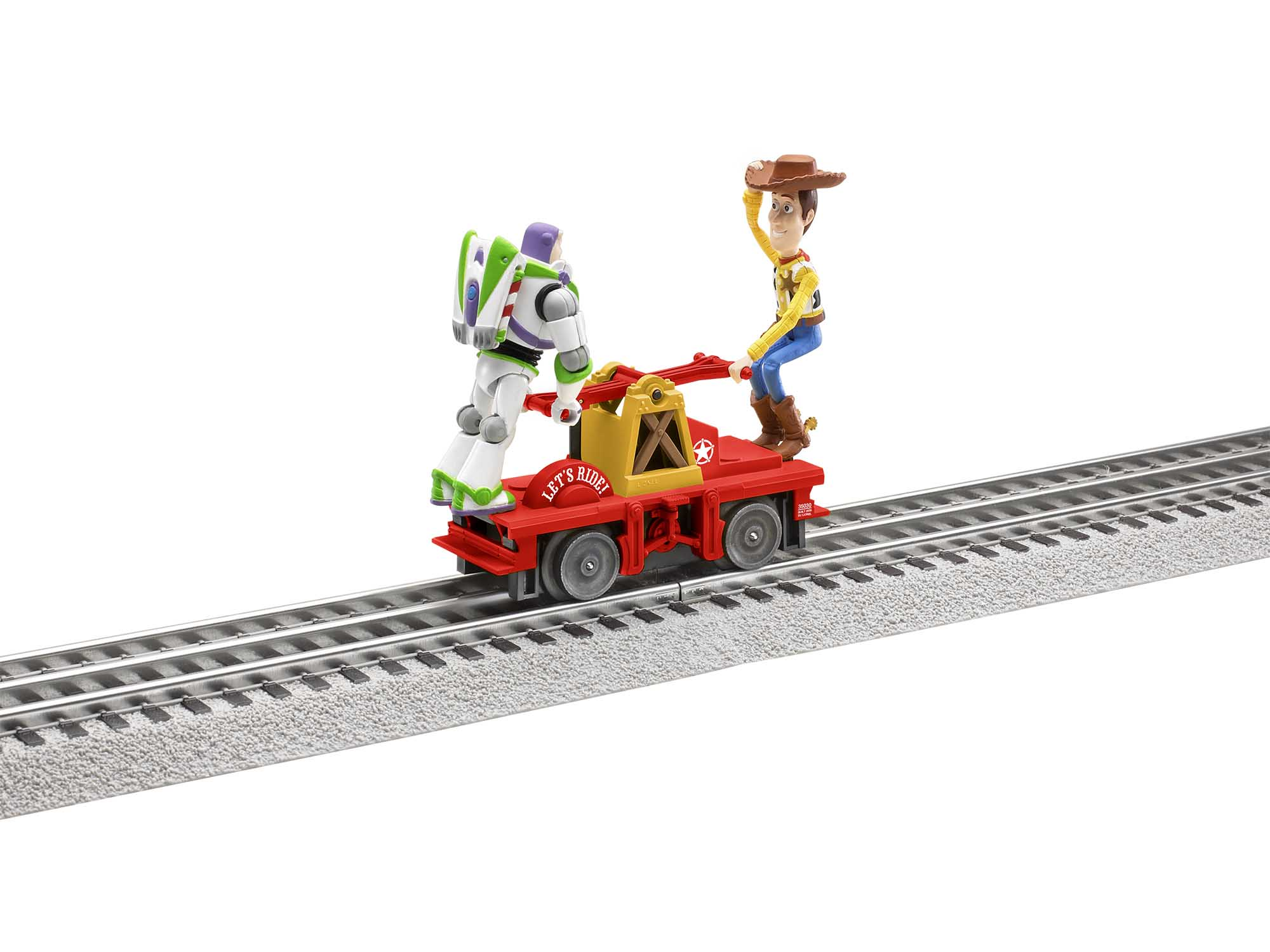 Lionel 2035030 Toy Story Hand Car