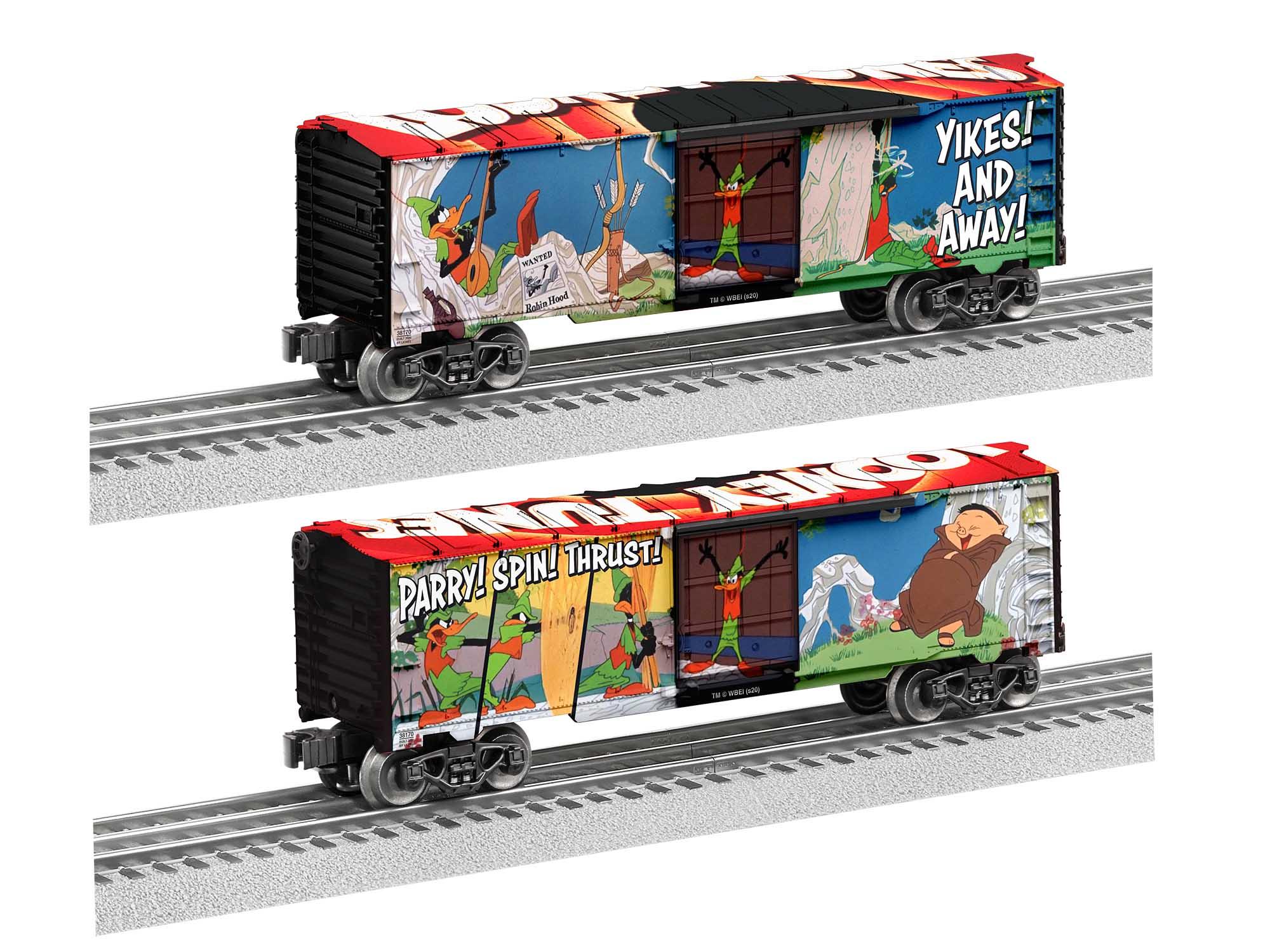 Lionel 2038170 O27 Boxcar Robin Hood Daffy