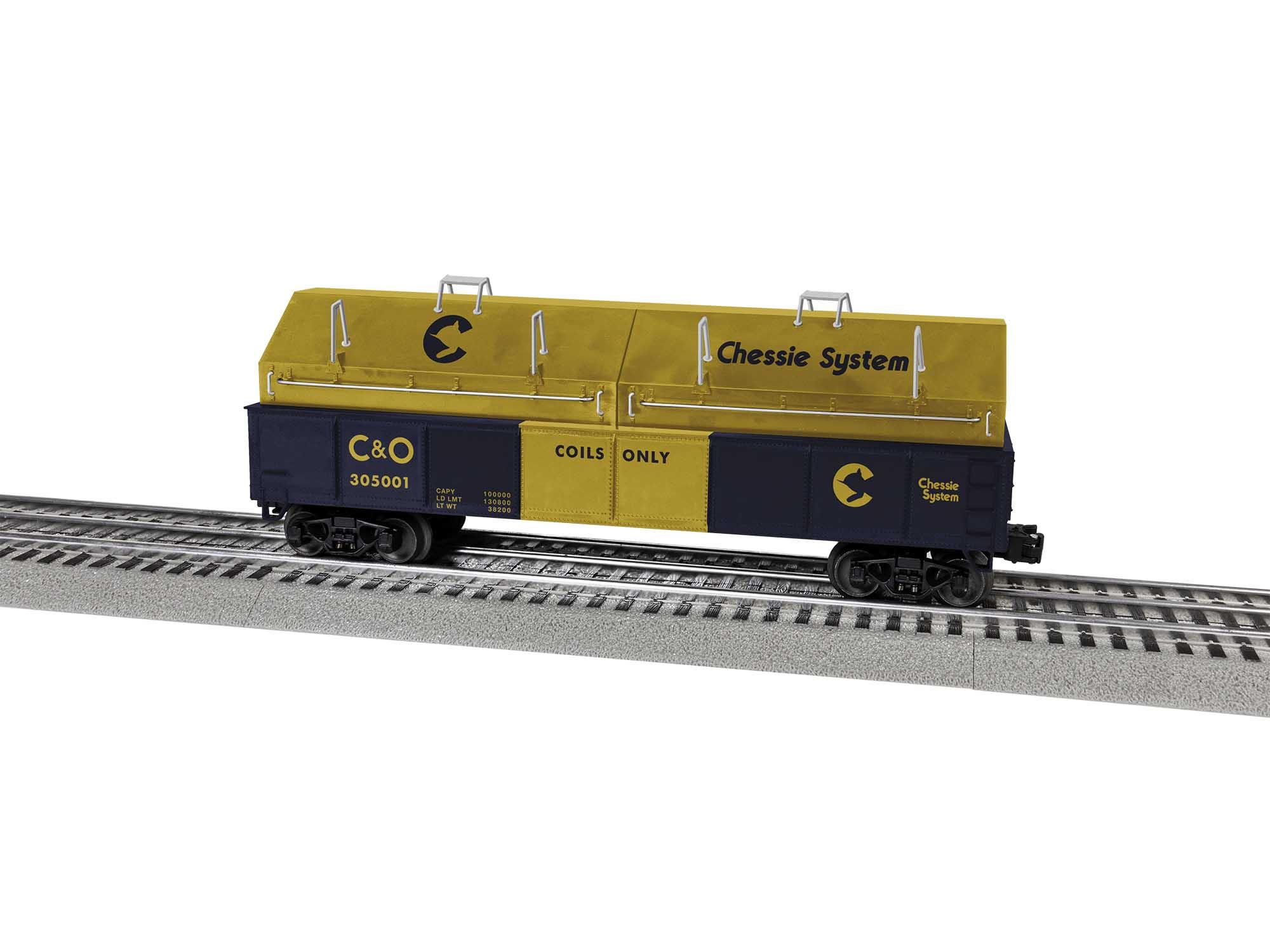 Lionel 2043141 O Gondola Chessie System #305001