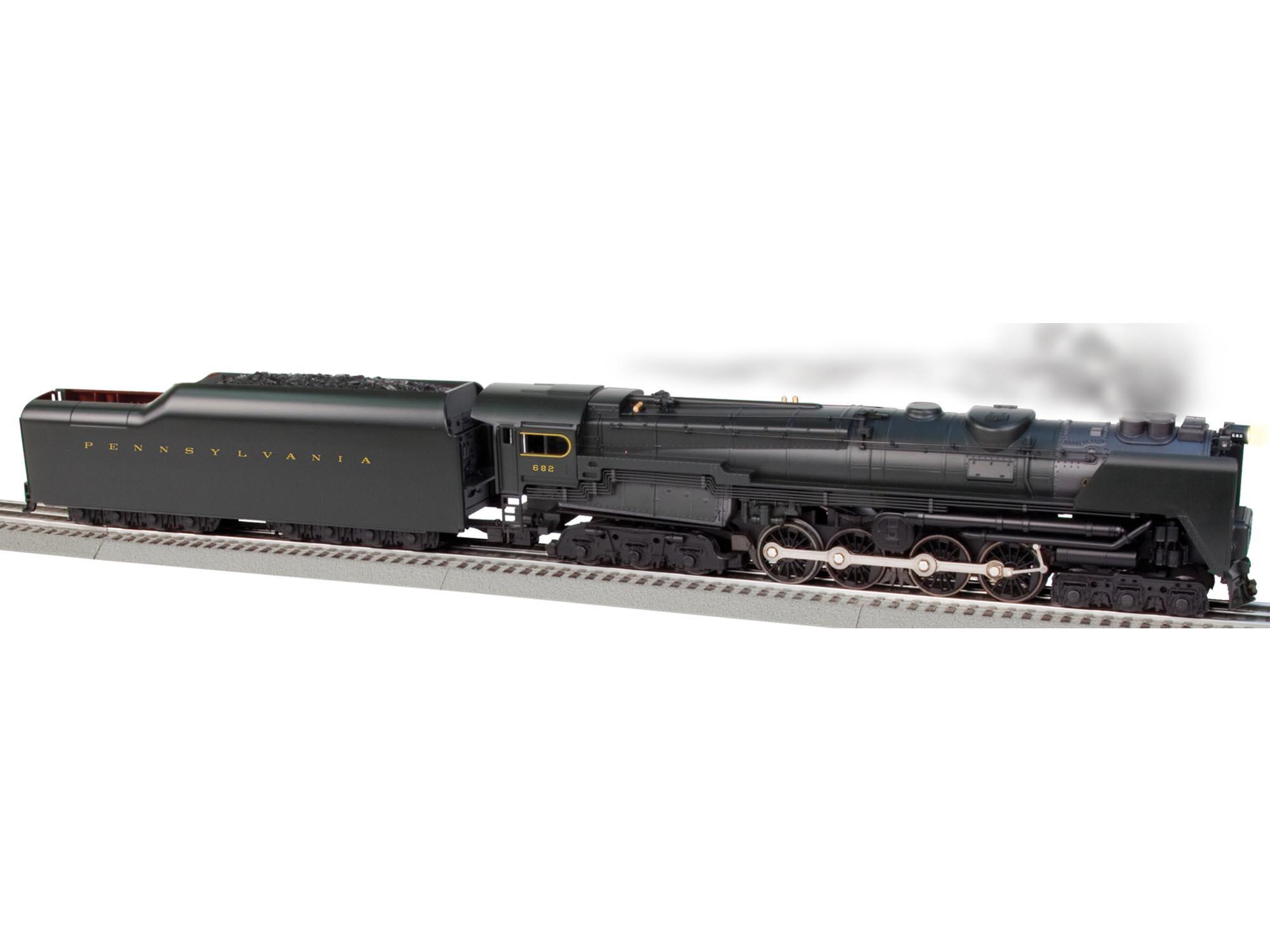Pennsylvania LEGACY S 2 Turbine Steam Lo otive 682