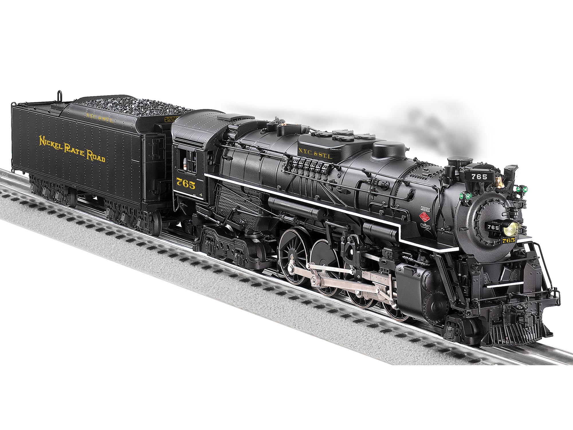 611454 1 nickel plate legacy scale berkshire 2 8 4 steam locomotive 765  at creativeand.co