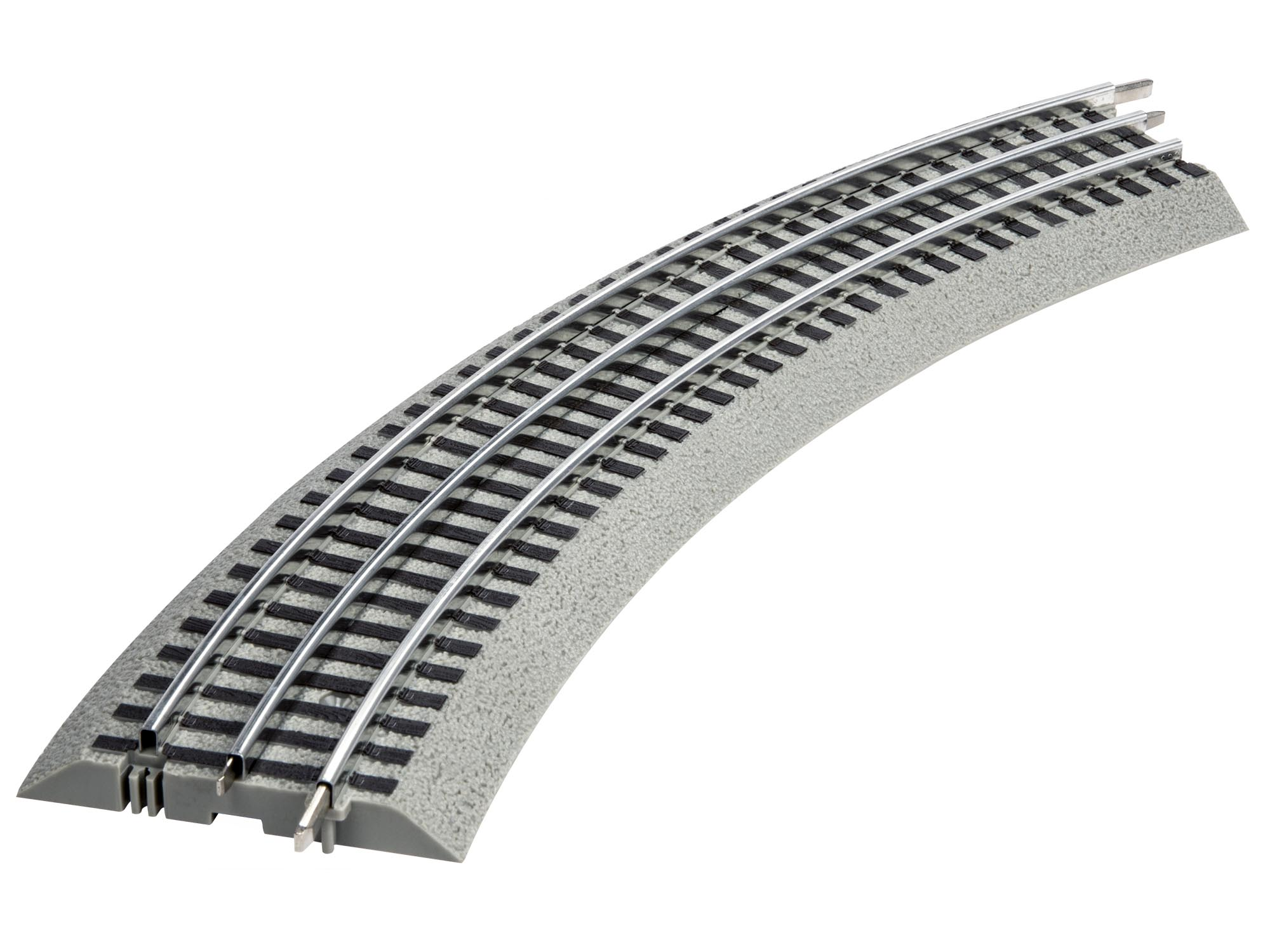 Lionel O36 FasTrack Curved Track 4 Piece