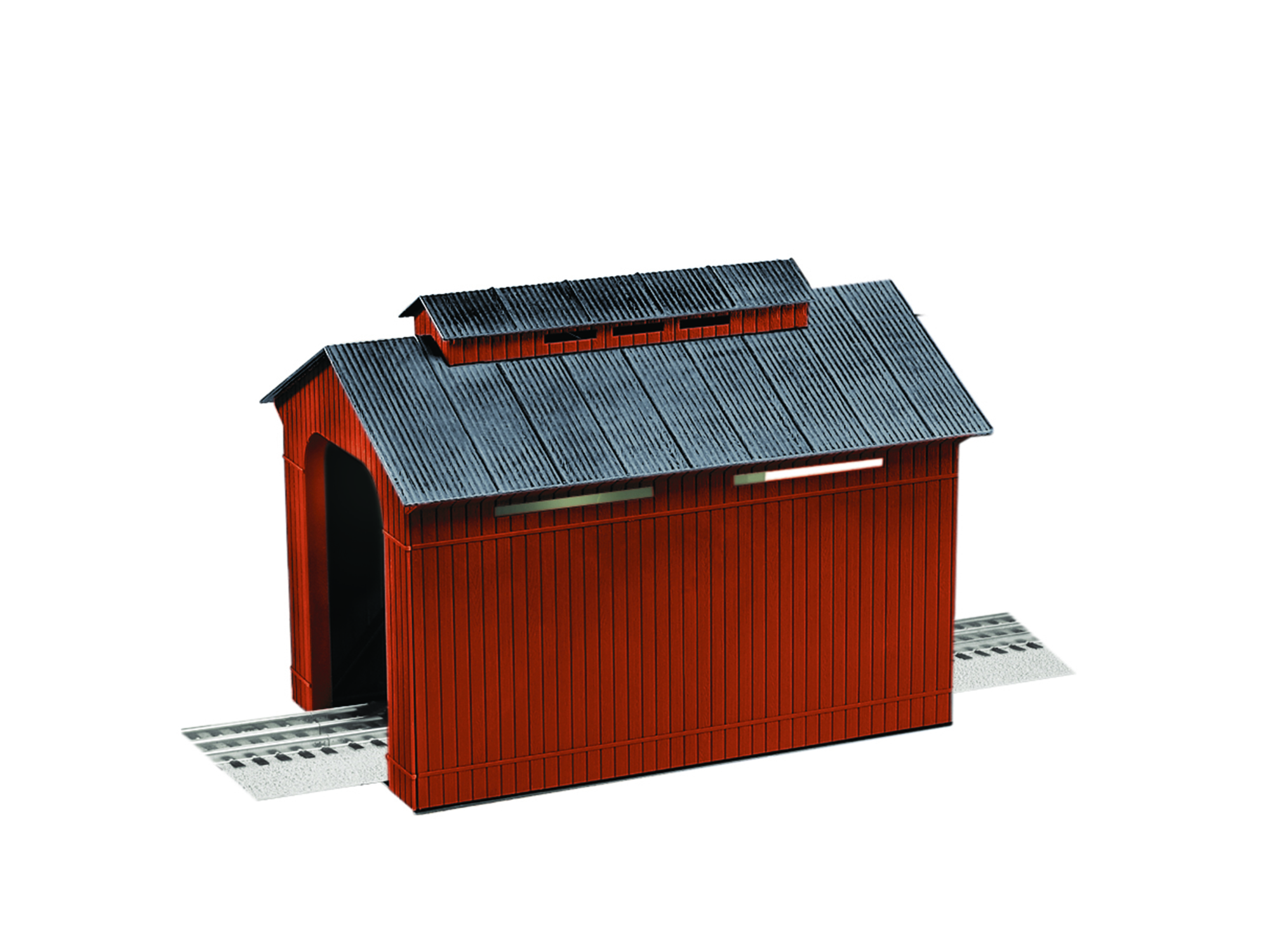 "Lionel 616882 O Covered Bridge Kit For Traditional O/O-27 & FasTrack 12 x 7-1/4 x 8"" 434-616882"