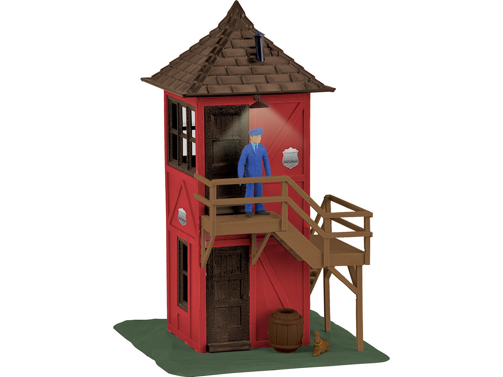 Lionel 637102 O Watchman Shanty 434-637102