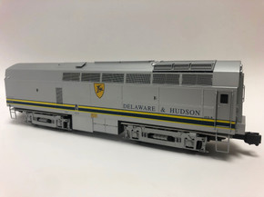 Refurbished D&H Non-Powered Sharknose B Unit #1216-B