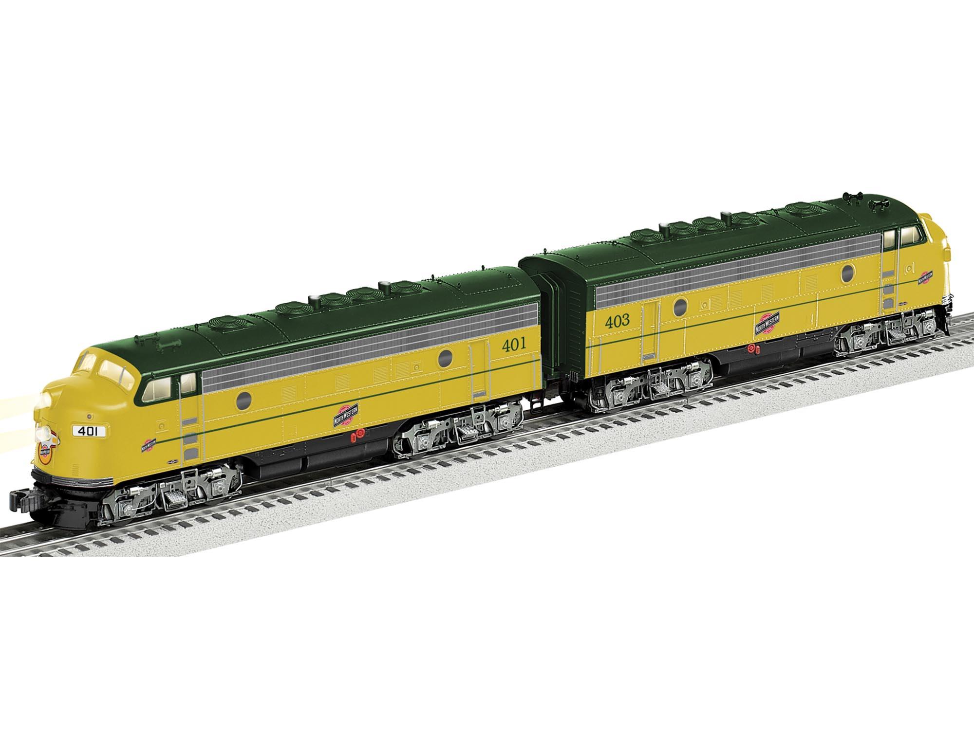Diesel Locomotive Interior