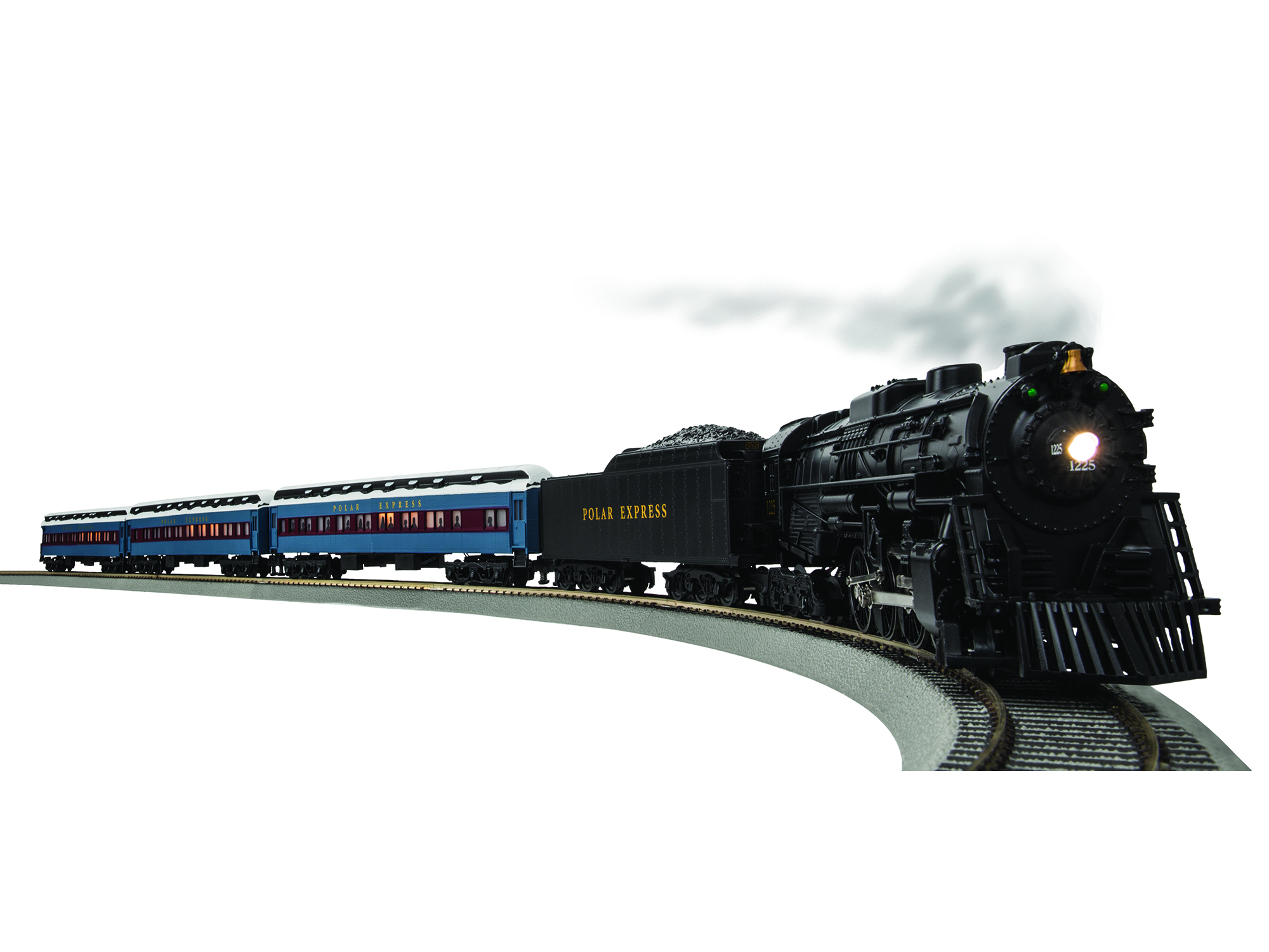 Polar Express Train Sets: Find The Polar Express at Lionel