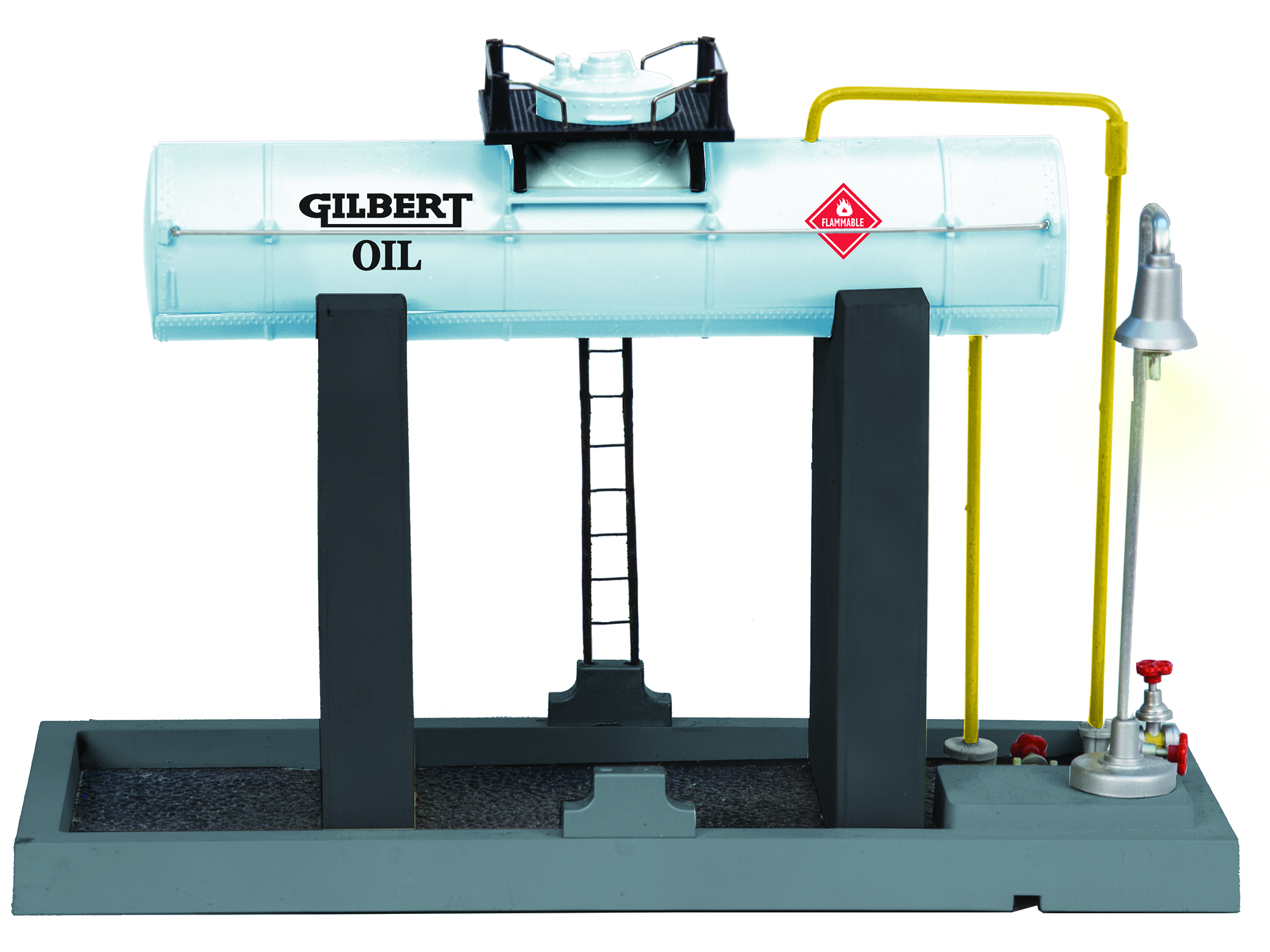 S AF Elevated Gilbert Oil Tank