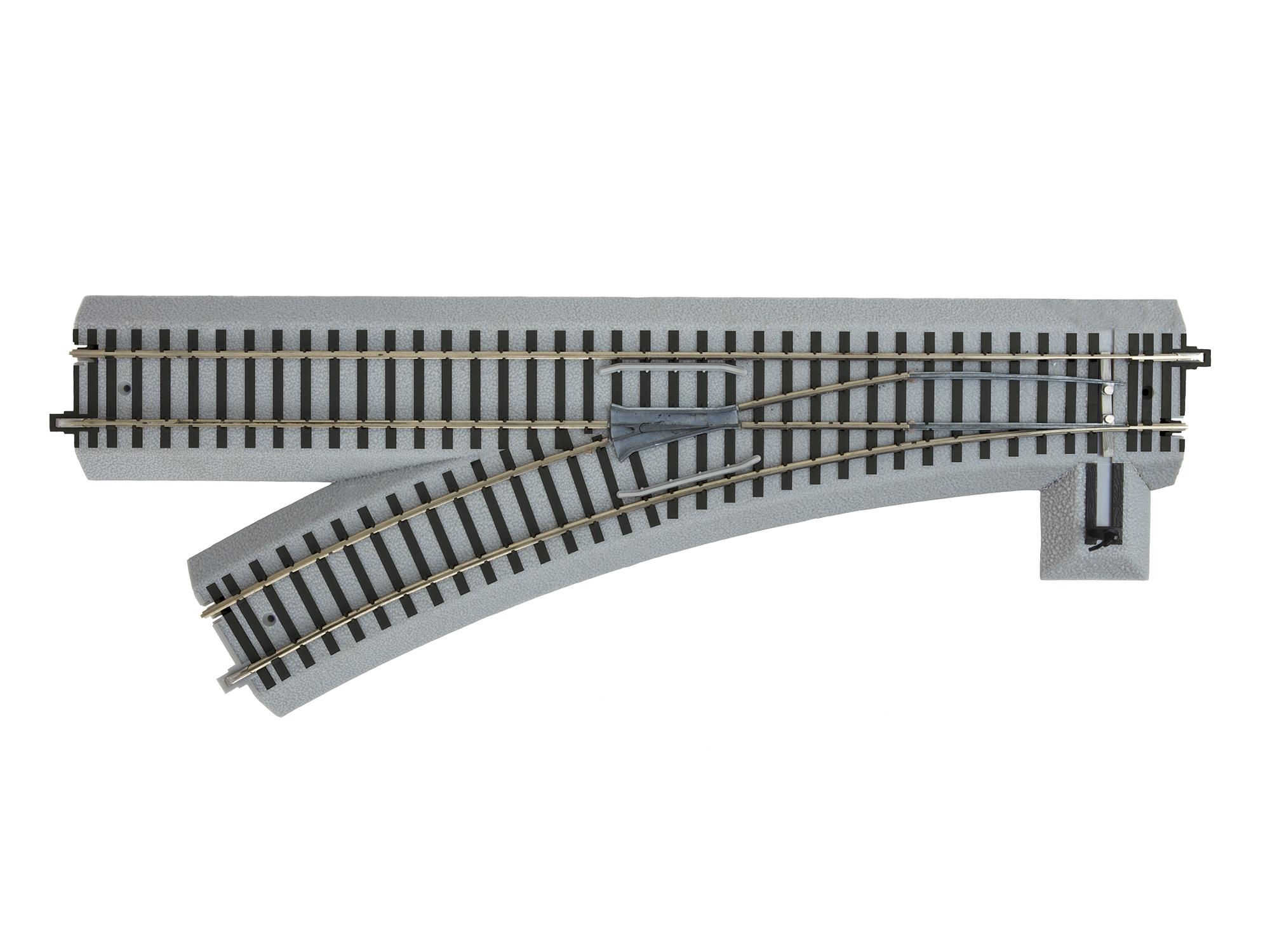 S AF FasTrack R27 Left-Hand Manual Switch