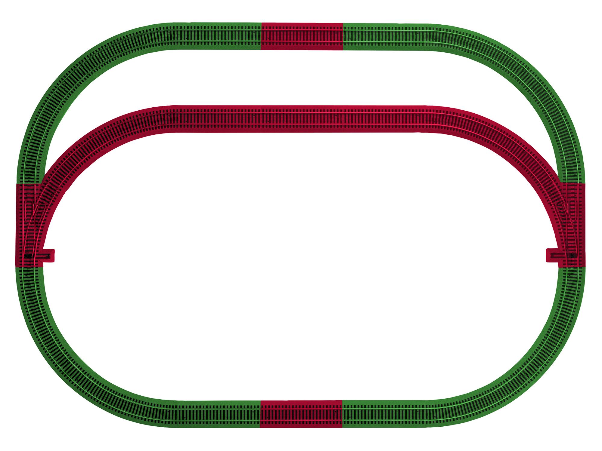 S AF FasTrack Outer Passing Loop Track Pack
