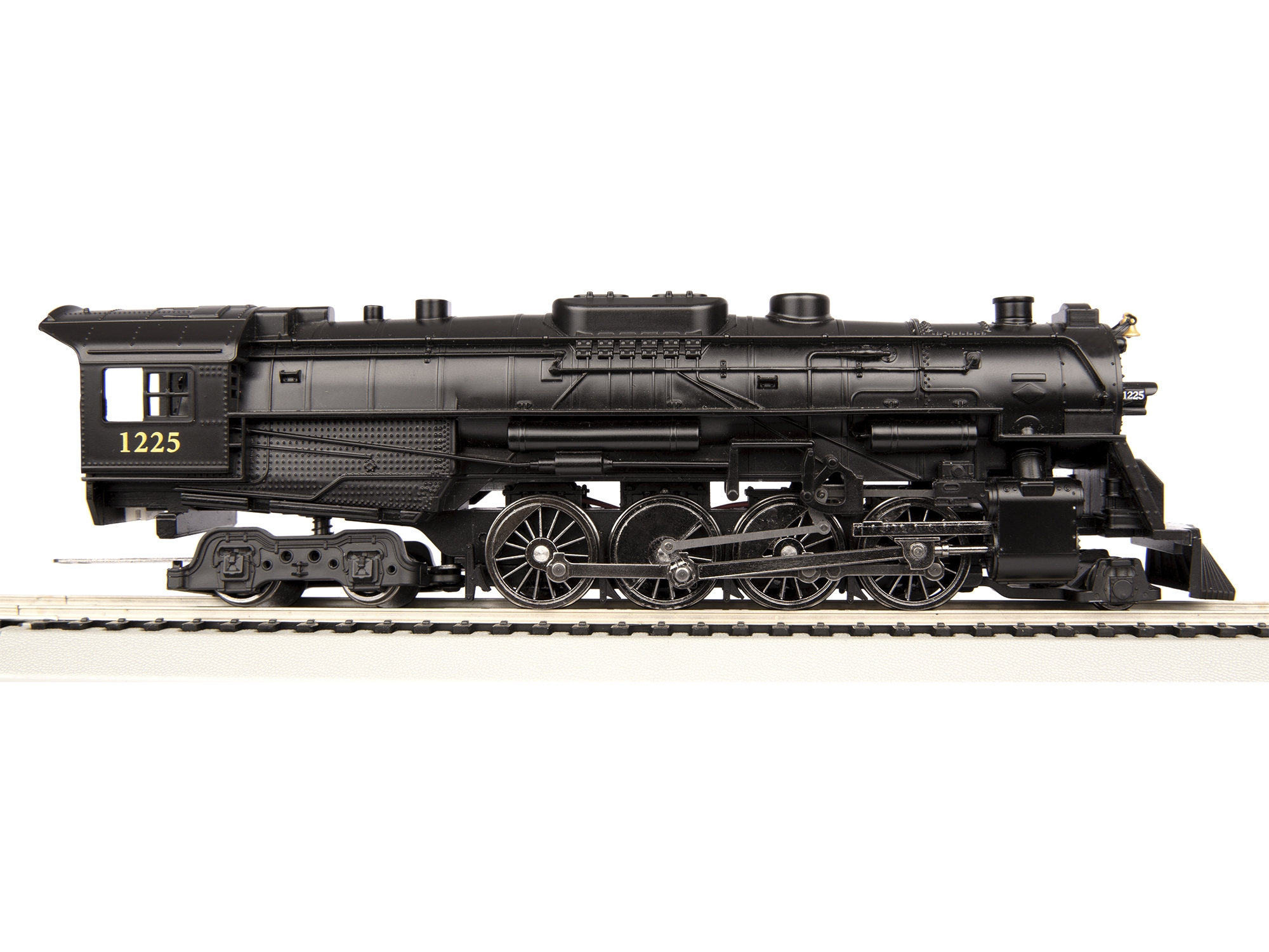 The Polar Express™ Berkshire HO Scale Locomotive and Tender with Remote